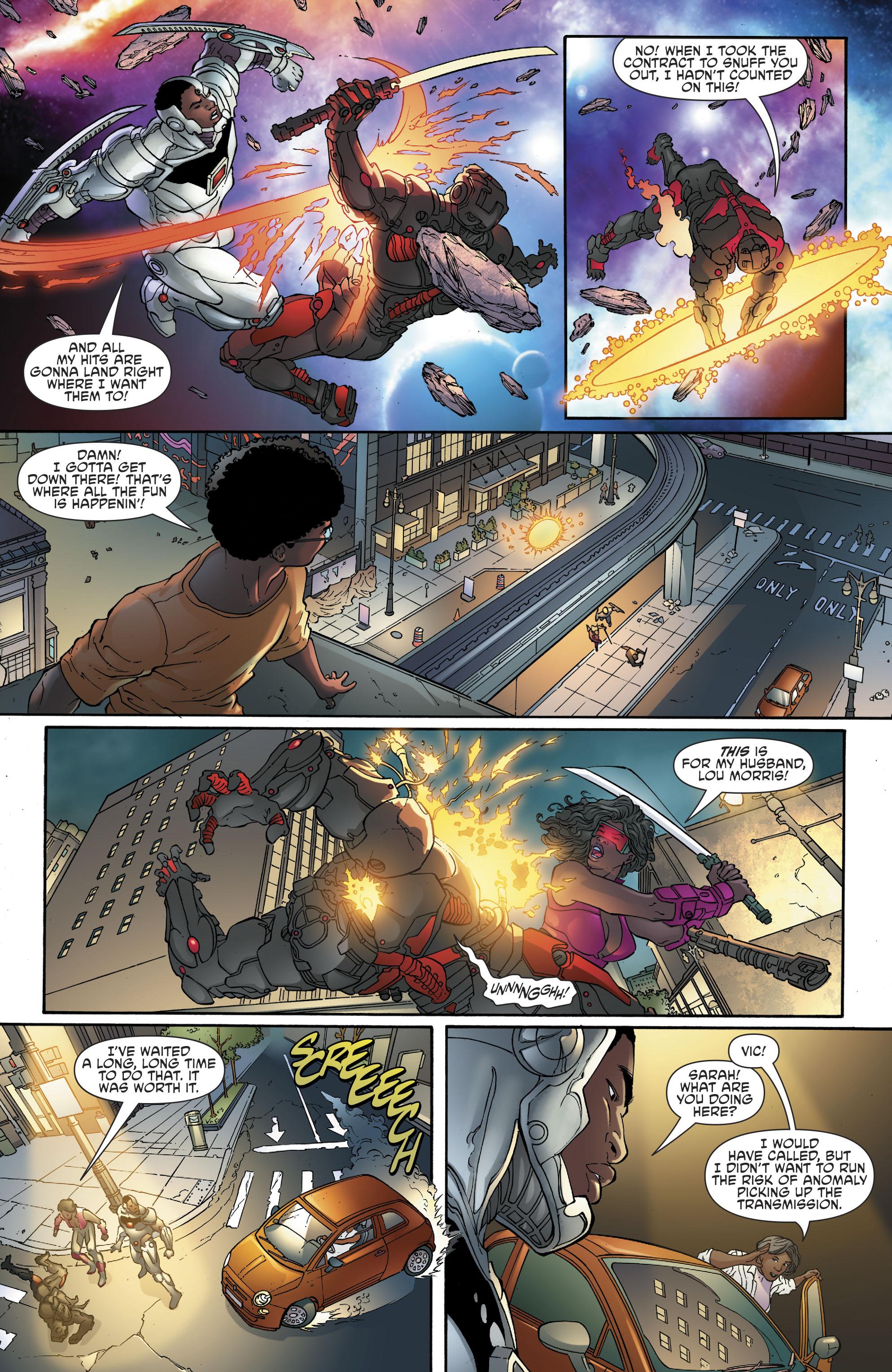 Read online Cyborg (2016) comic -  Issue #13 - 18