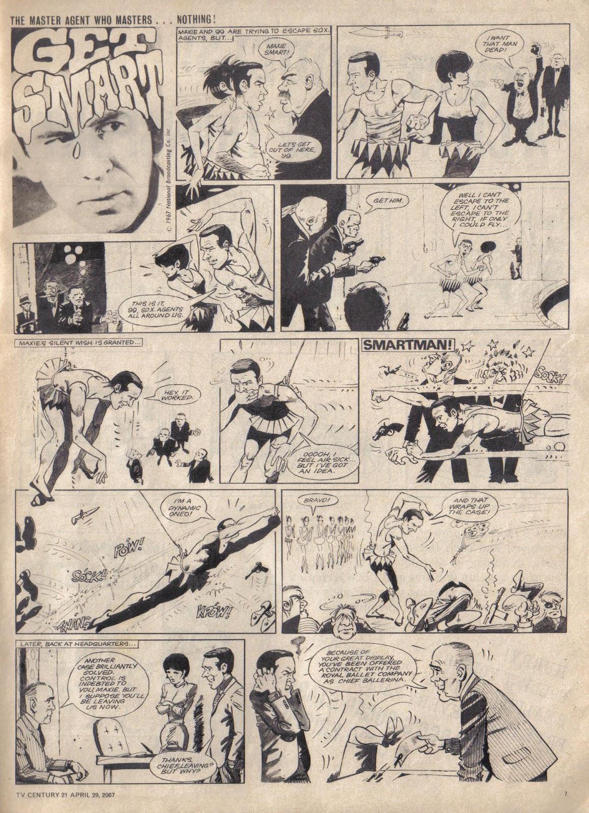 TV Century 21 (TV 21) issue 119 - Page 7
