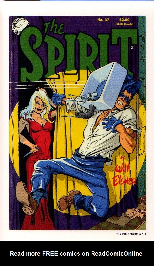Read online Will Eisner's The Spirit Archives comic -  Issue # TPB 26 (Part 2) - 88