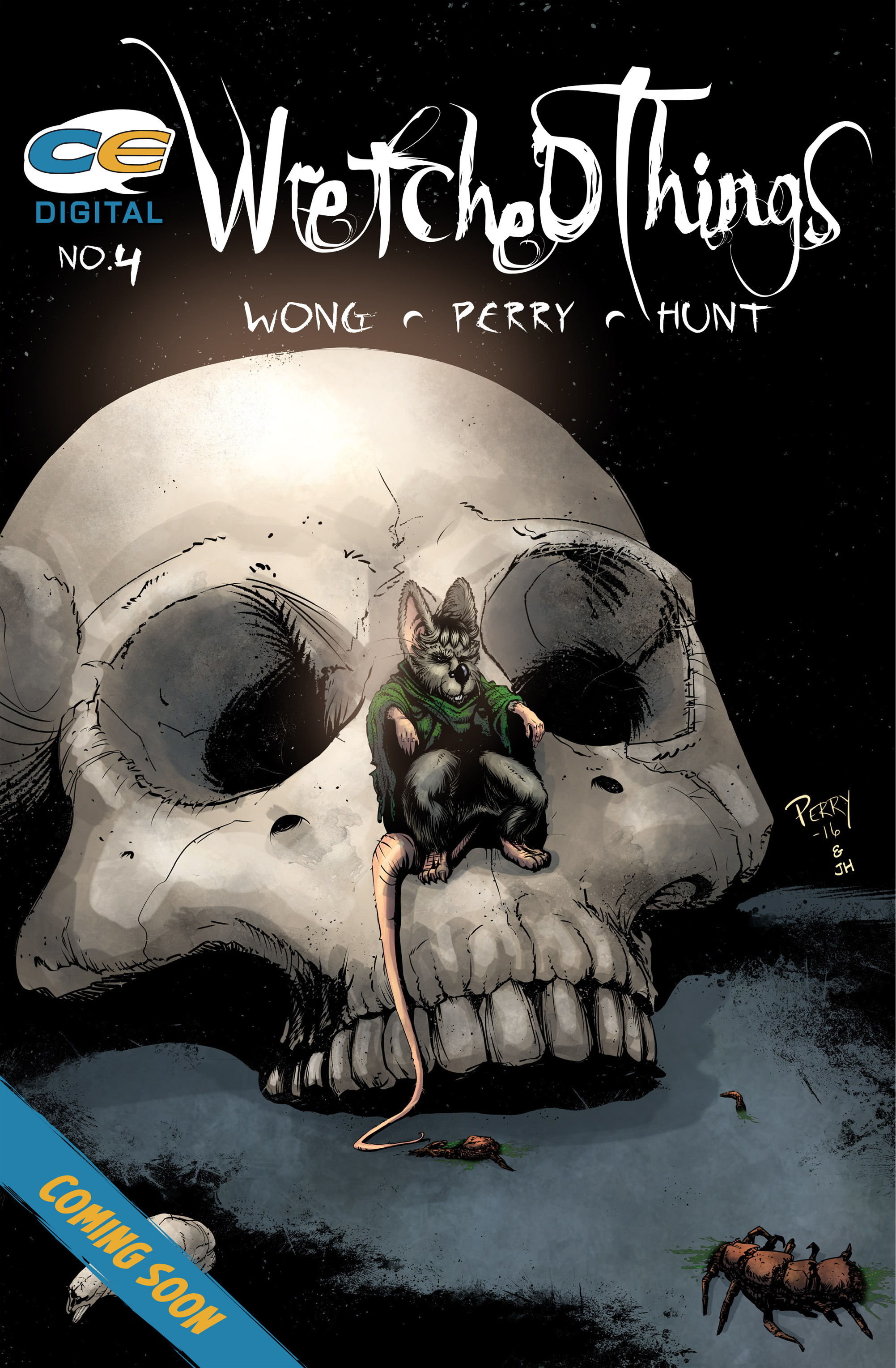 Read online Wretched Things comic -  Issue #3 - 24