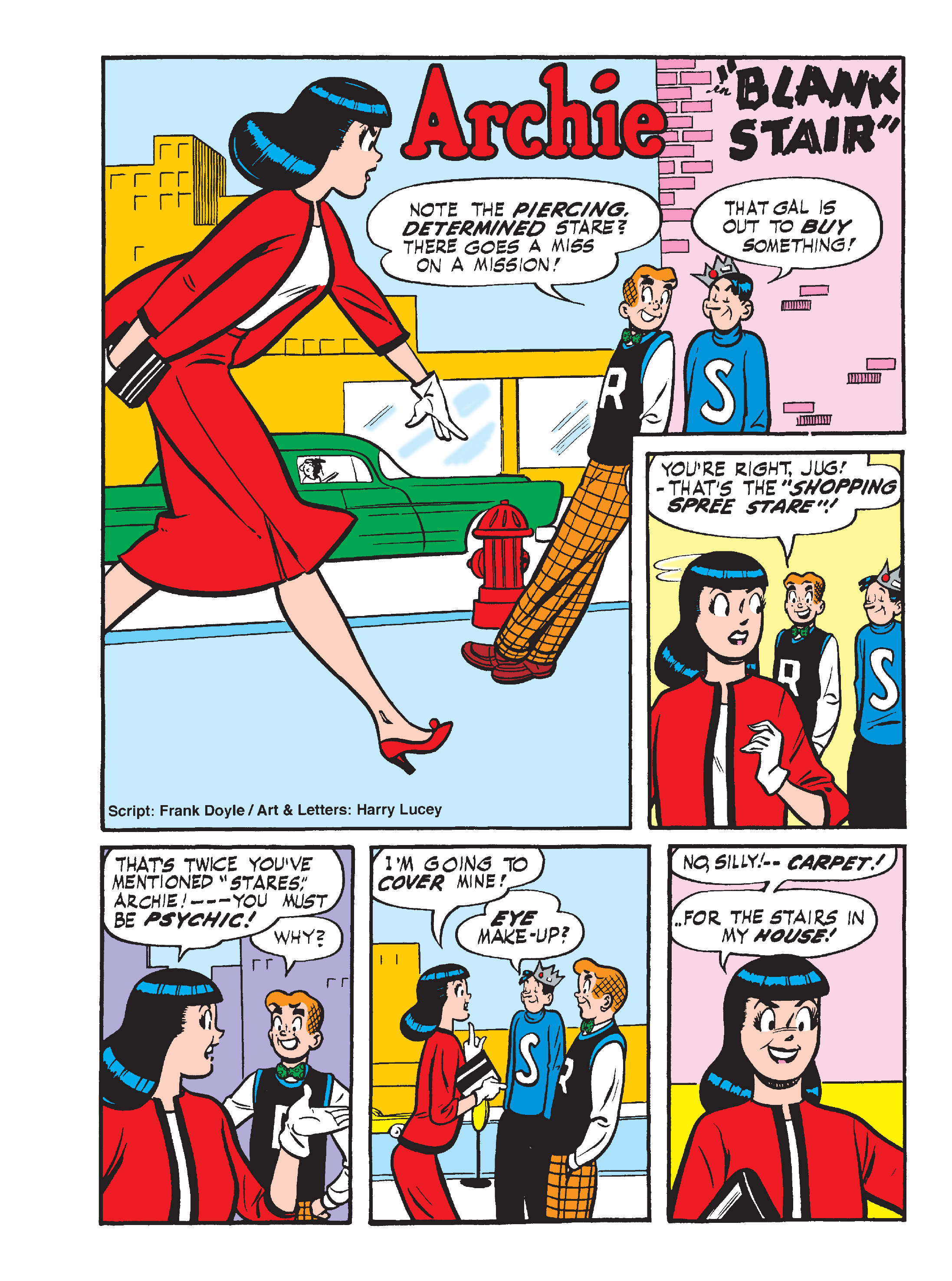Read online World of Archie Double Digest comic -  Issue #55 - 140