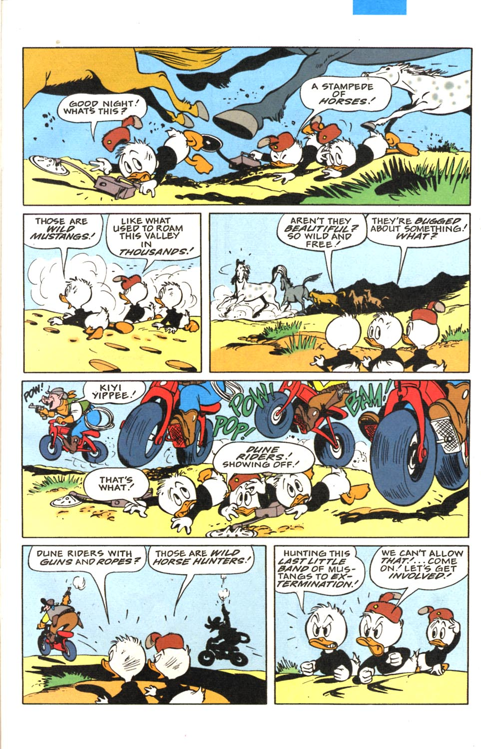 Read online Uncle Scrooge (1953) comic -  Issue #293 - 22
