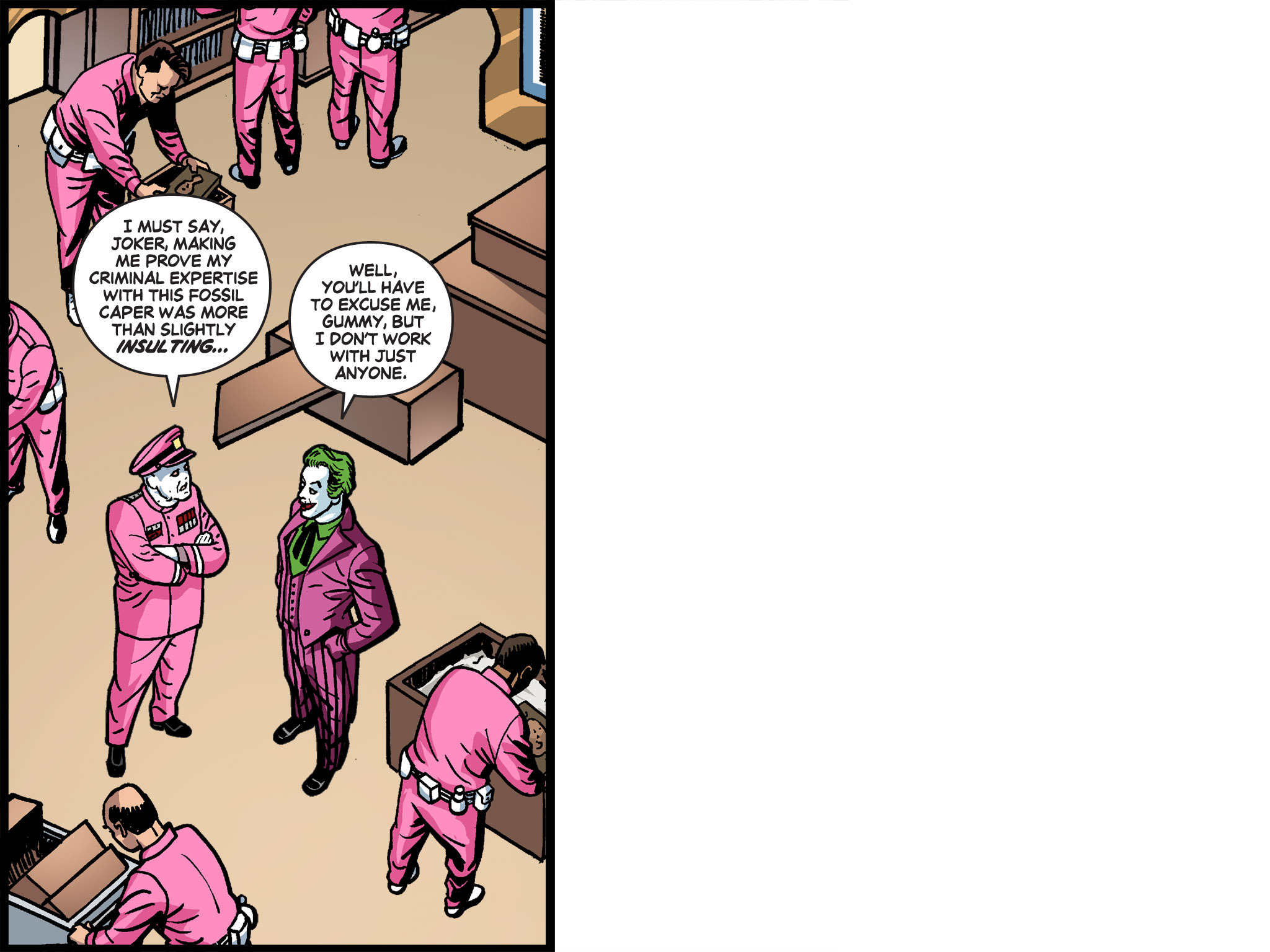 Read online Batman '66 Meets the Green Hornet [II] comic -  Issue #4 - 3