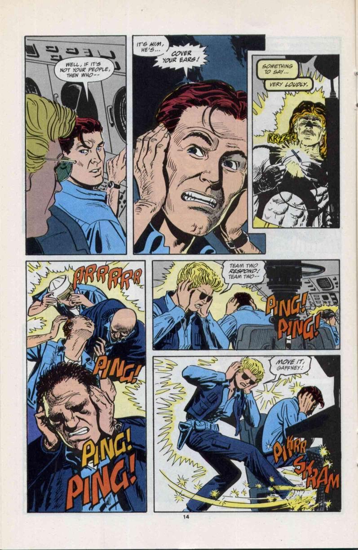 Read online Doctor Zero comic -  Issue #6 - 16