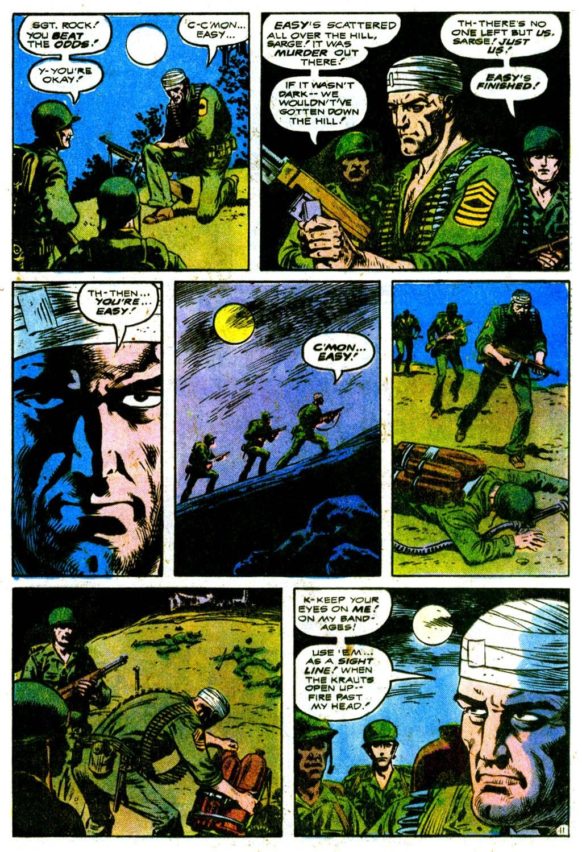 Read online Sgt. Rock comic -  Issue #316 - 21