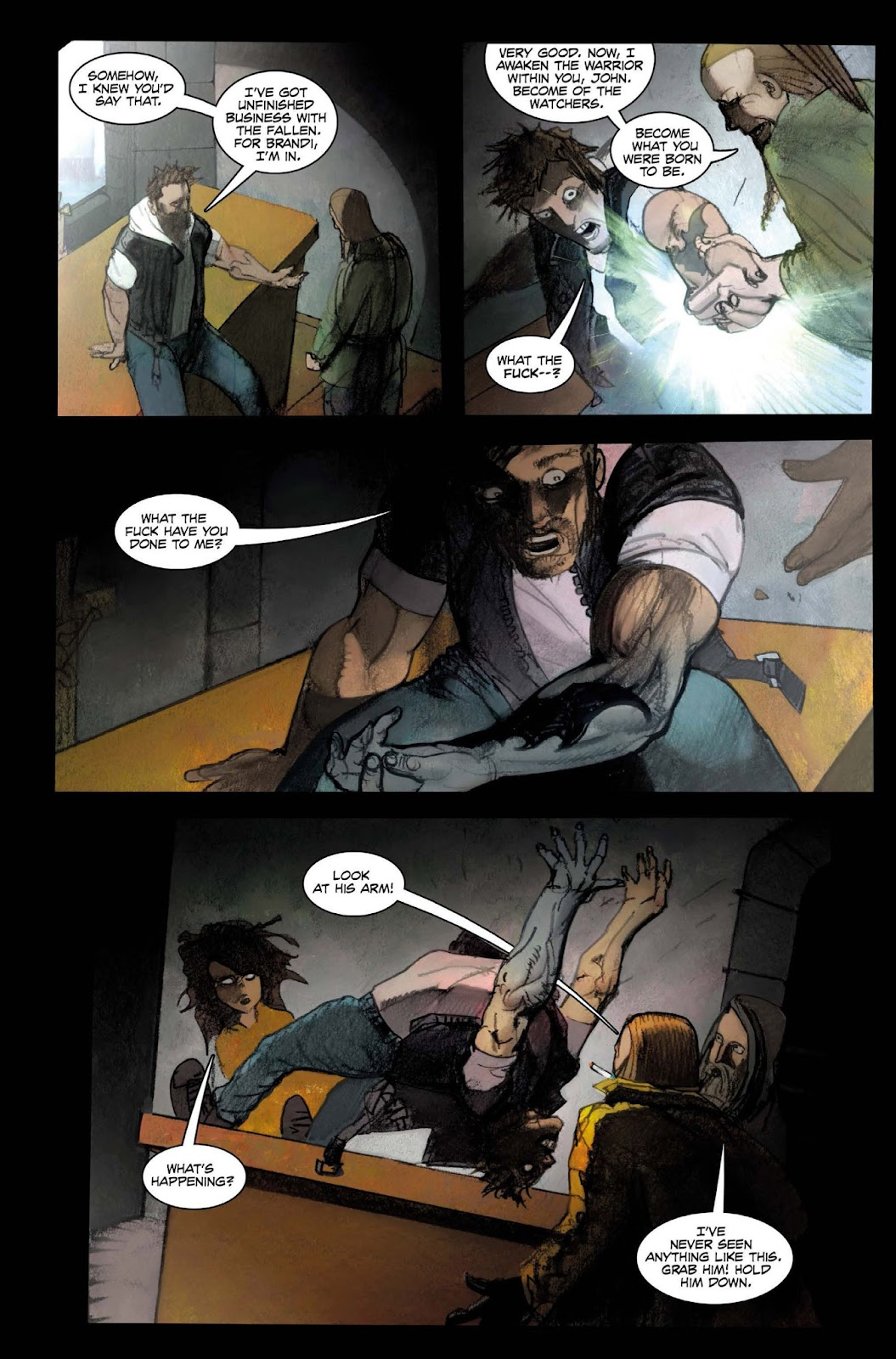 13 Coins issue TPB - Page 108