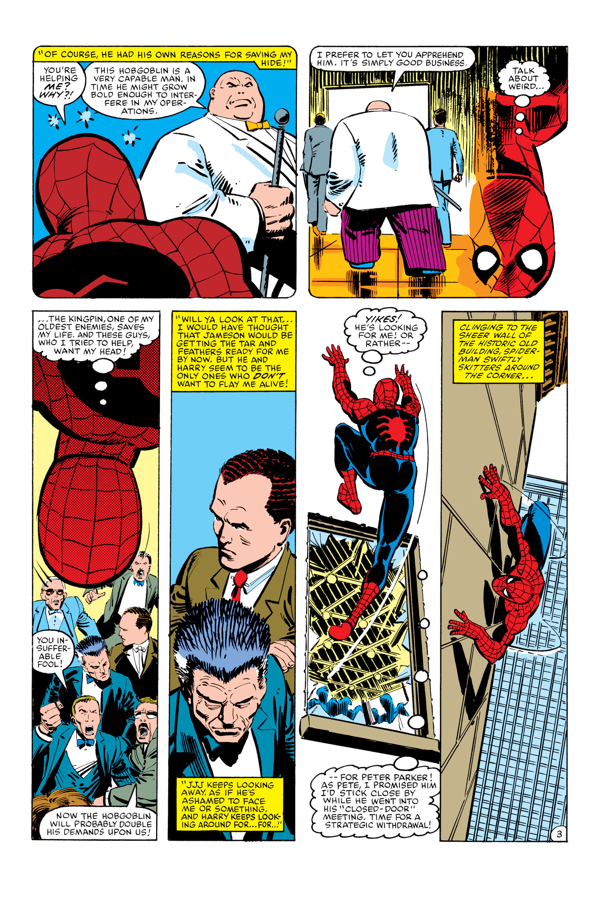 The Amazing Spider-Man (1963) 250 Page 3