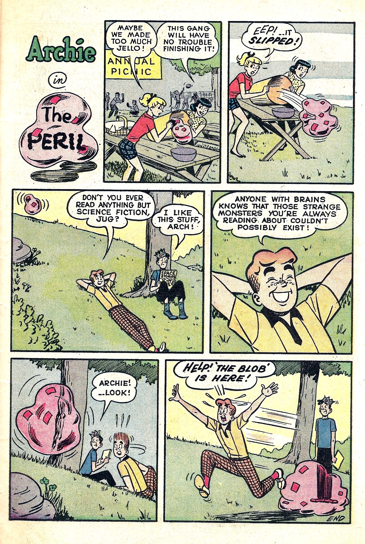 Read online Archie (1960) comic -  Issue #130 - 11