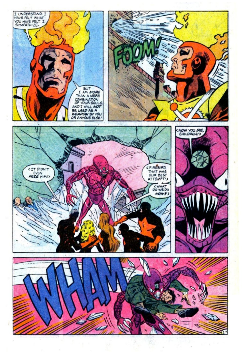 Firestorm, the Nuclear Man issue 73 - Page 18
