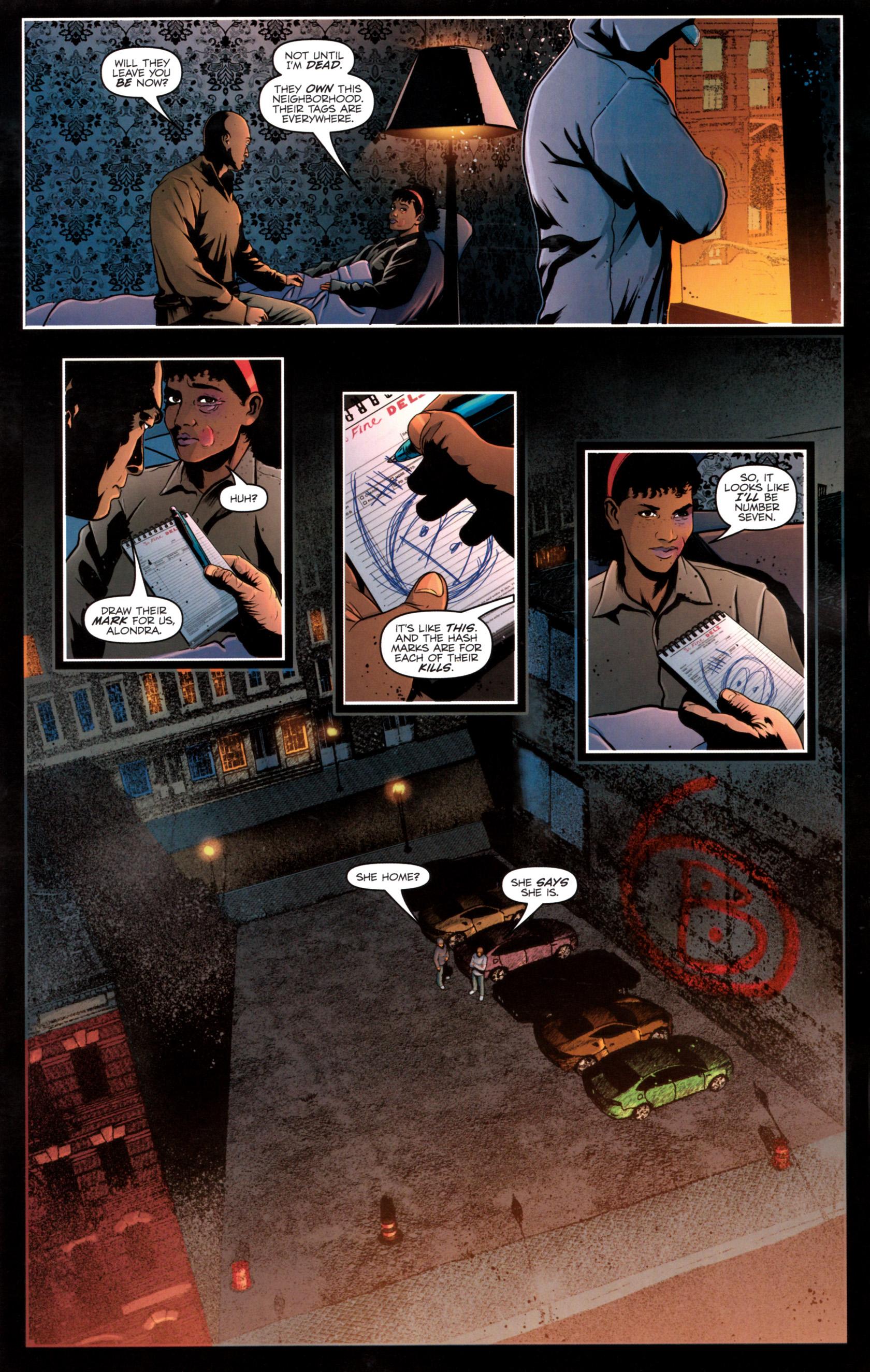 Read online G.I. Joe: Snake Eyes comic -  Issue #12 - 14
