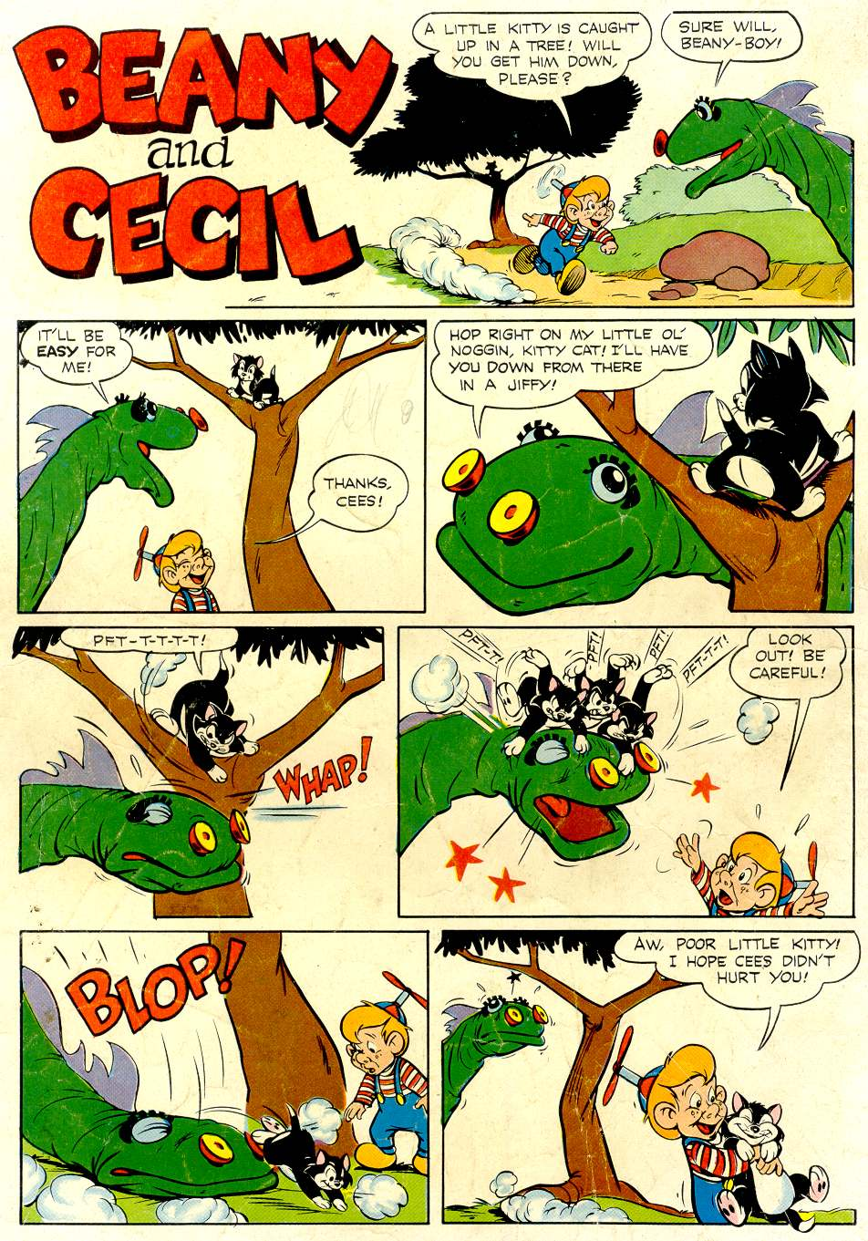 Four Color Comics issue 368 - Page 36