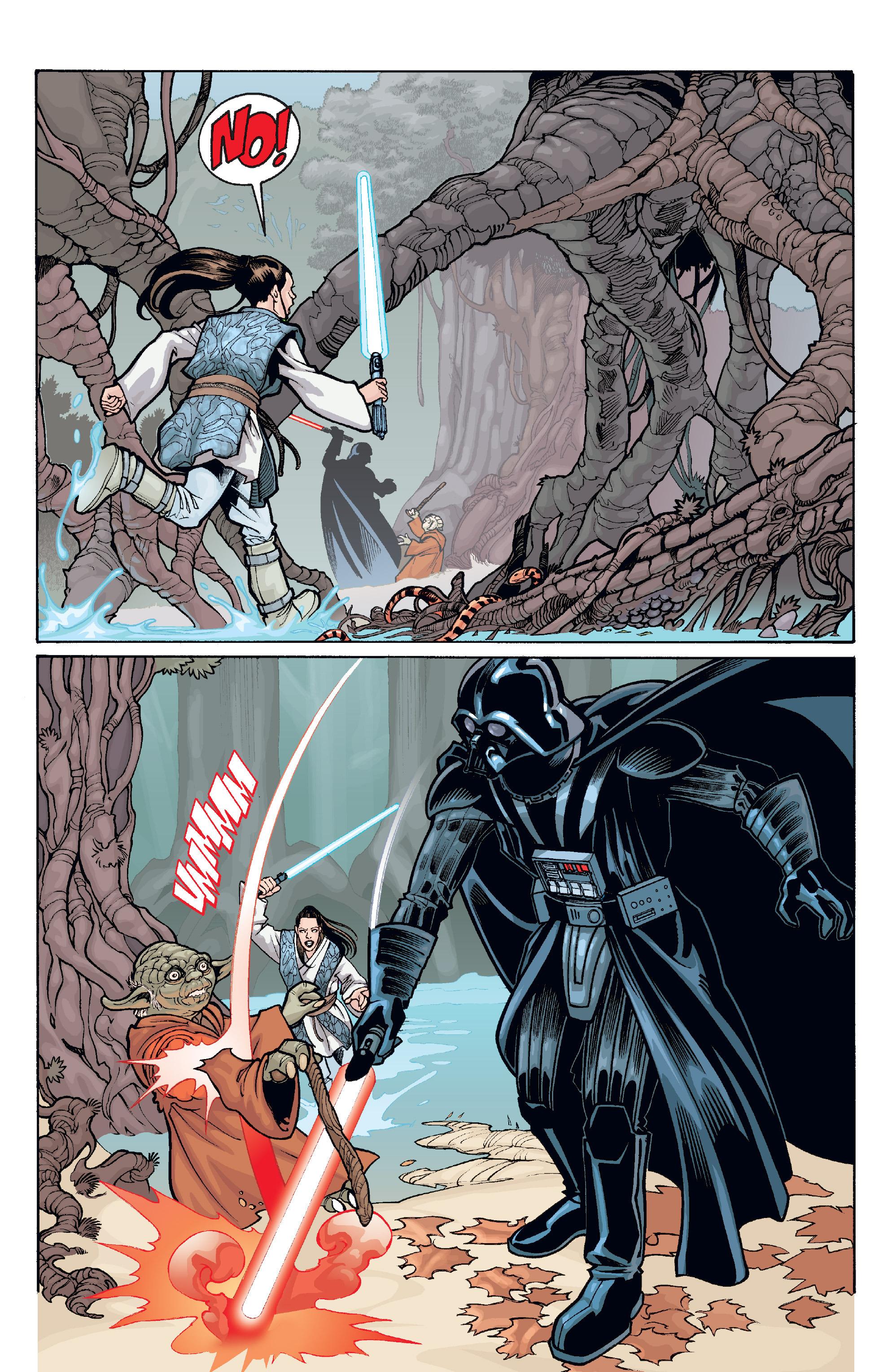 Read online Star Wars Omnibus comic -  Issue # Vol. 27 - 179