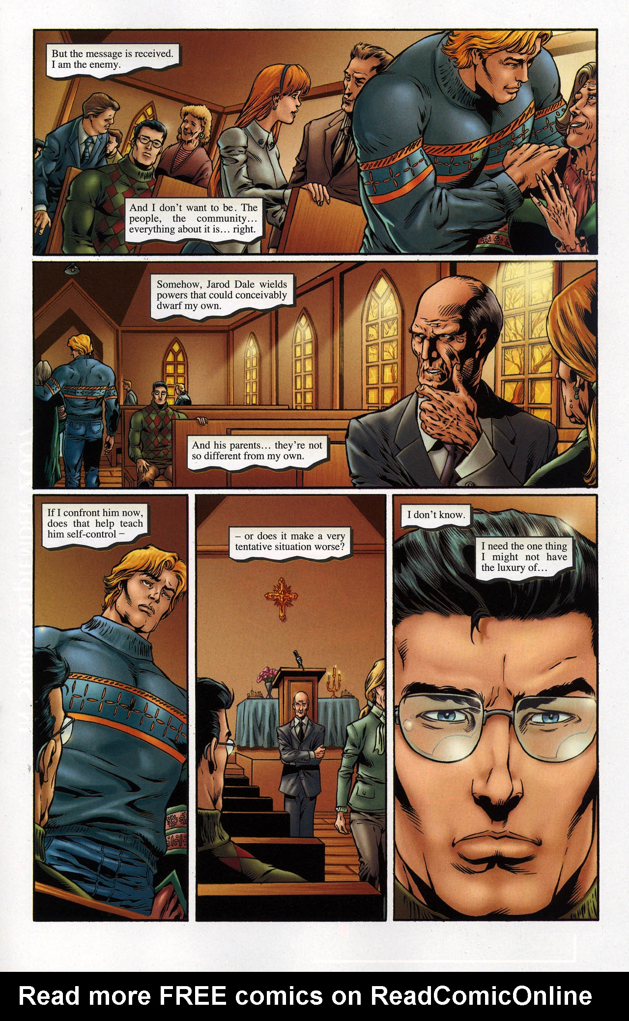 Action Comics (1938) 848 Page 19