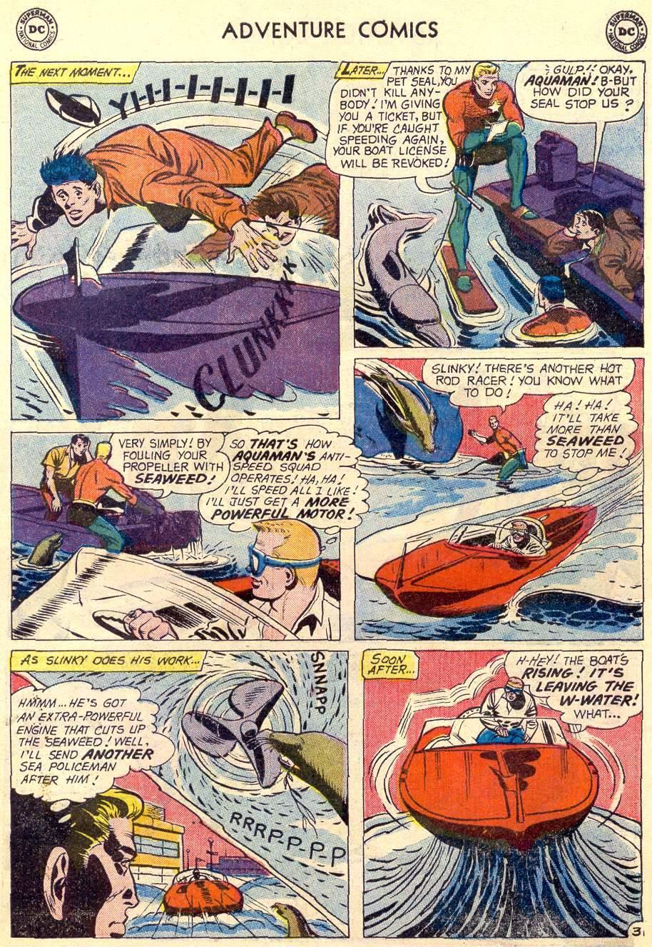 Read online Adventure Comics (1938) comic -  Issue #264 - 19