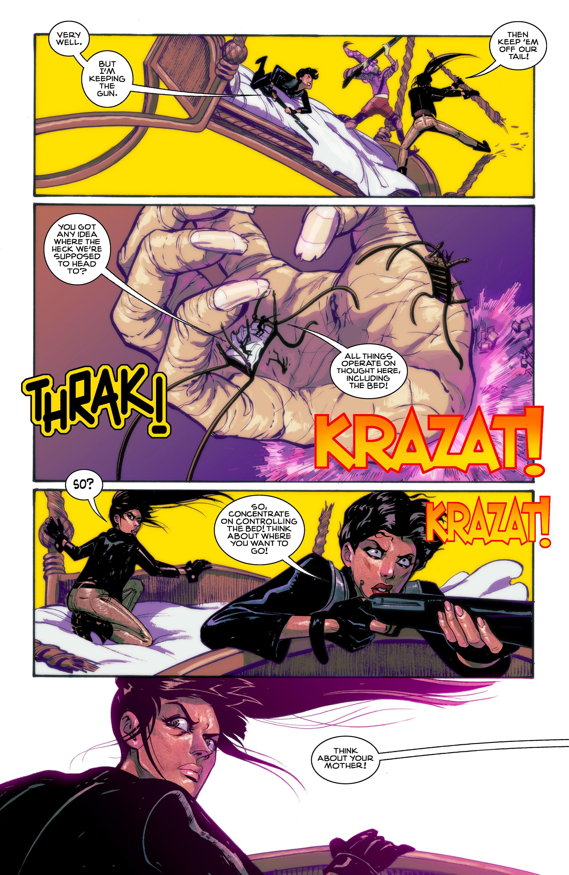 Read online Shutter comic -  Issue #11 - 7