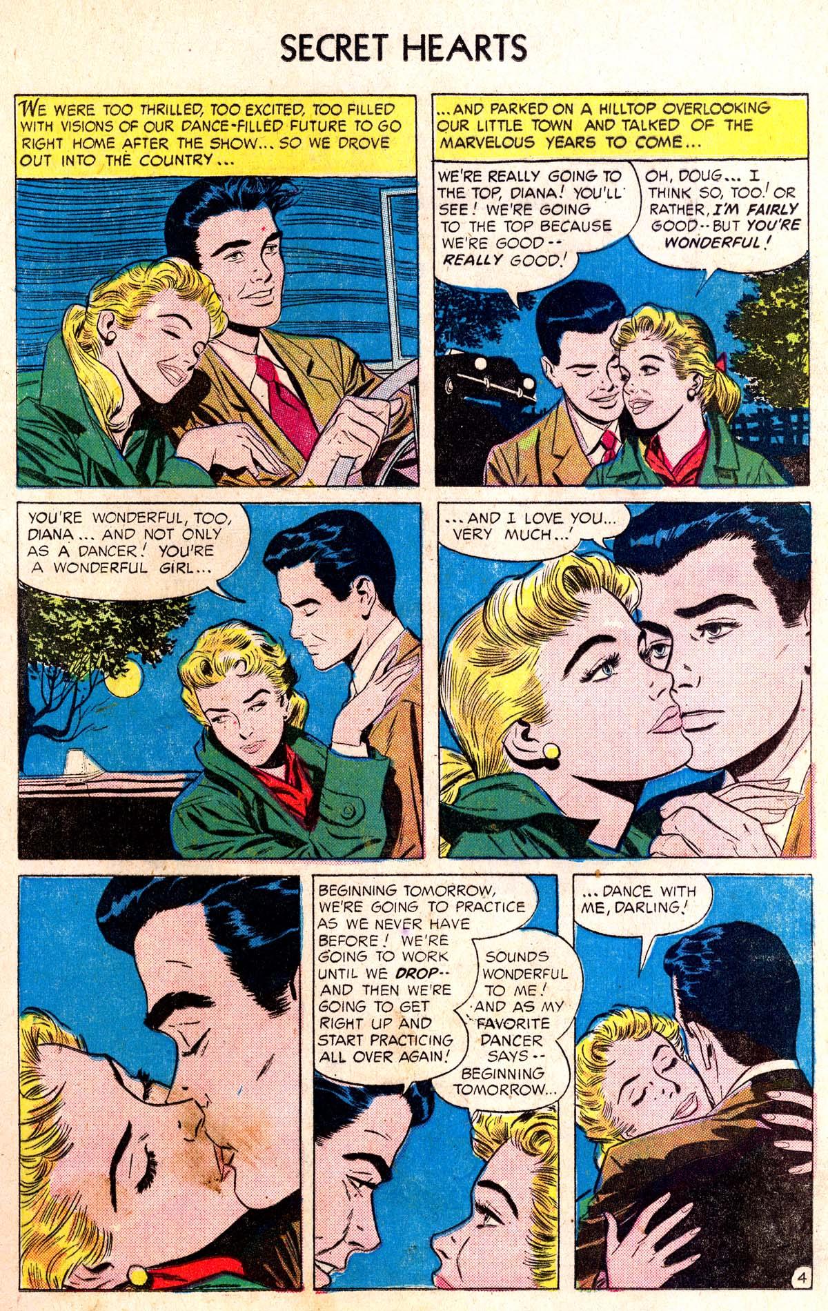 Read online Secret Hearts comic -  Issue #38 - 13