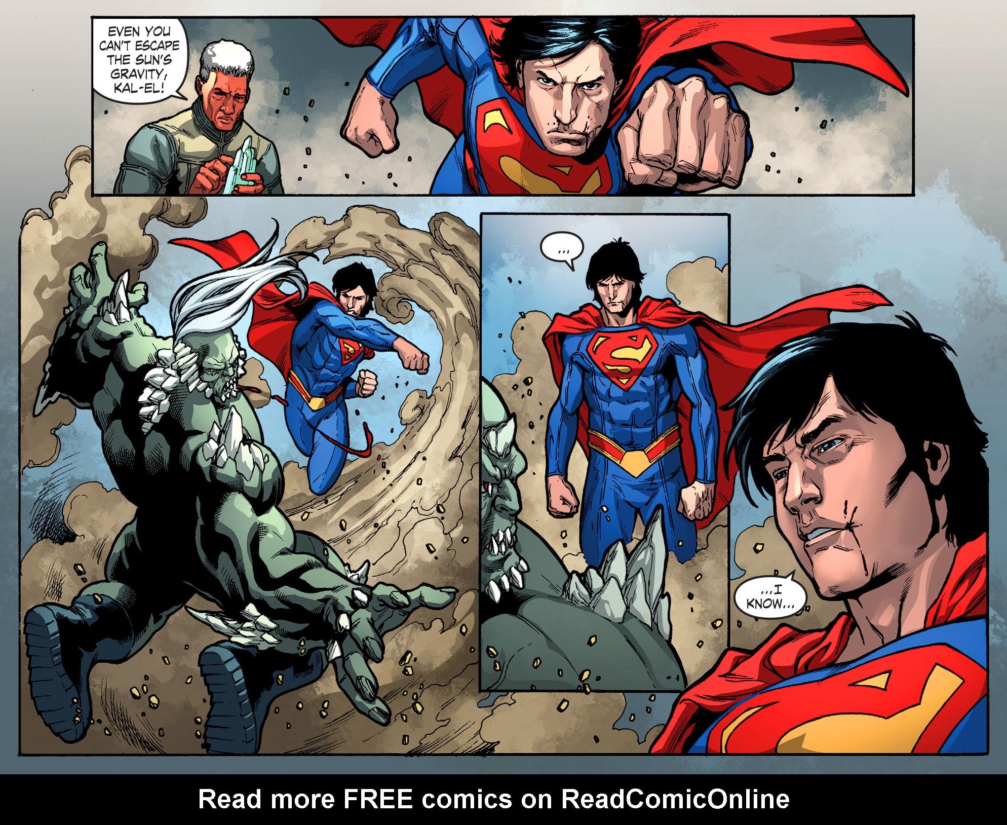 Read online Smallville: Season 11 comic -  Issue #52 - 20