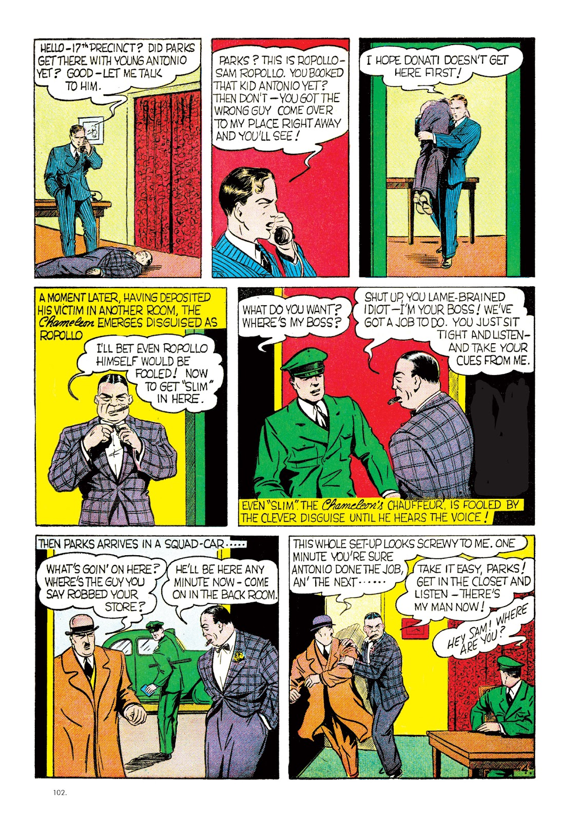 Read online The Bill Everett Archives comic -  Issue # TPB 2 (Part 2) - 3
