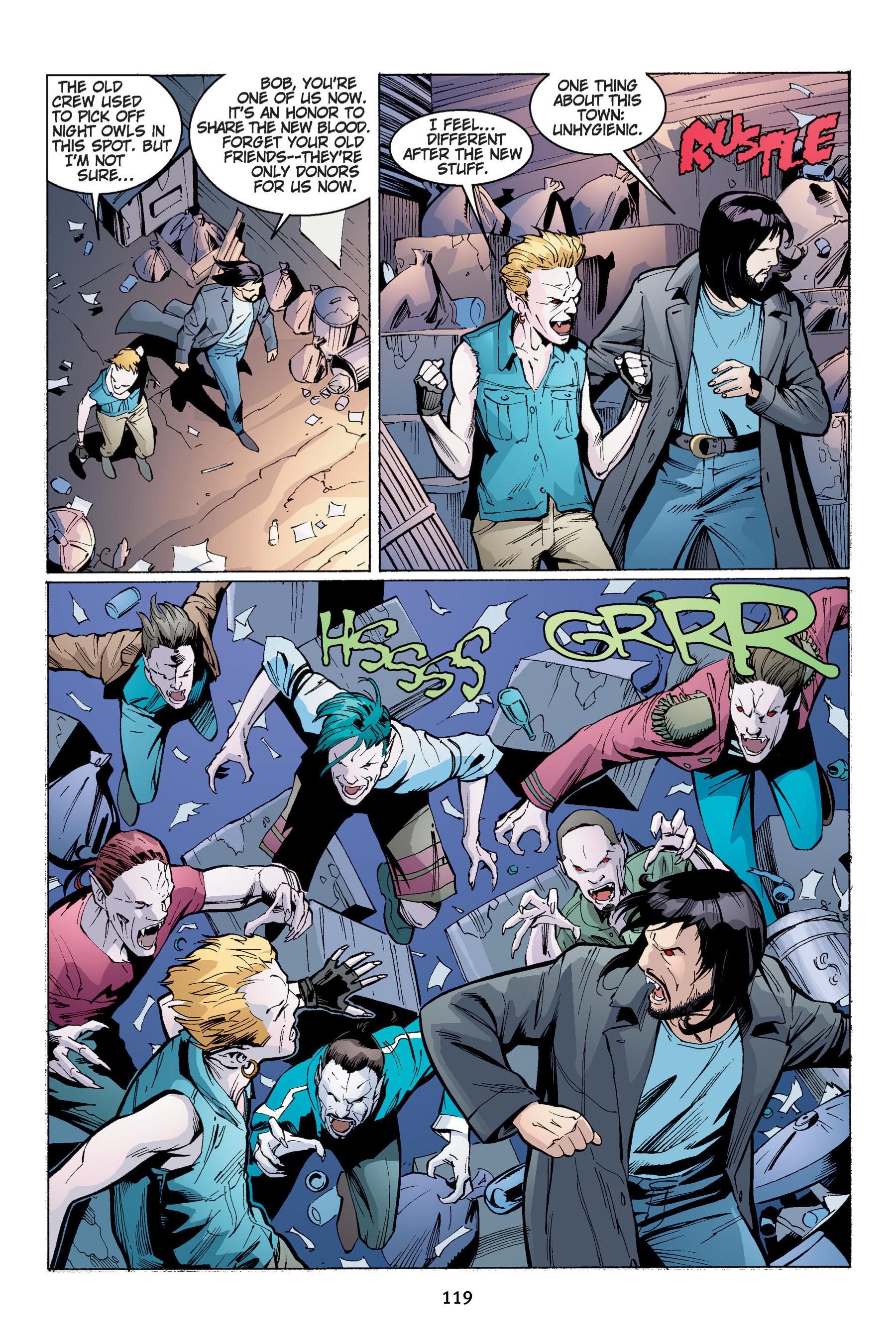 Read online Buffy the Vampire Slayer: Omnibus comic -  Issue # TPB 4 - 120