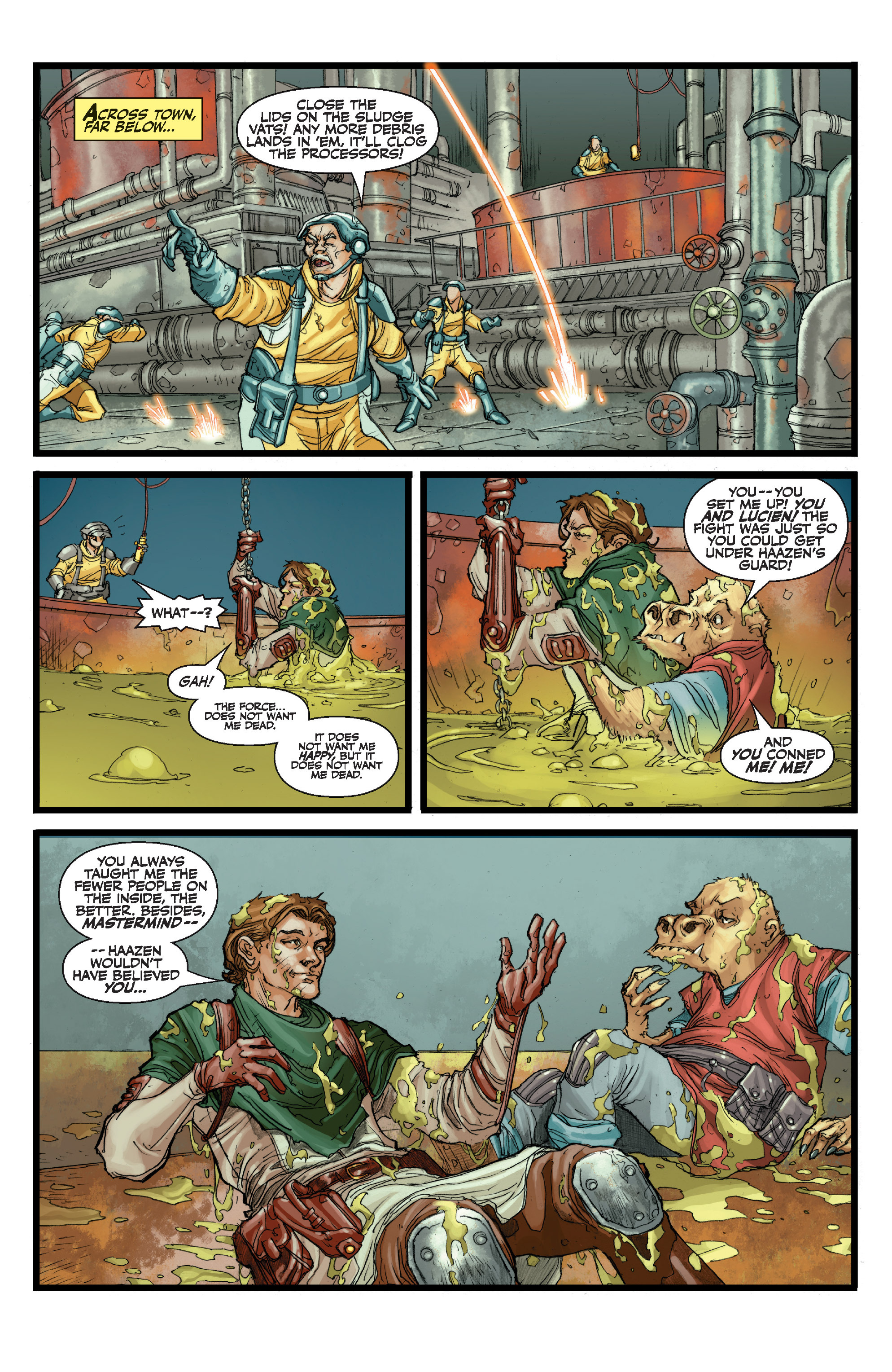 Read online Star Wars Omnibus comic -  Issue # Vol. 32 - 387