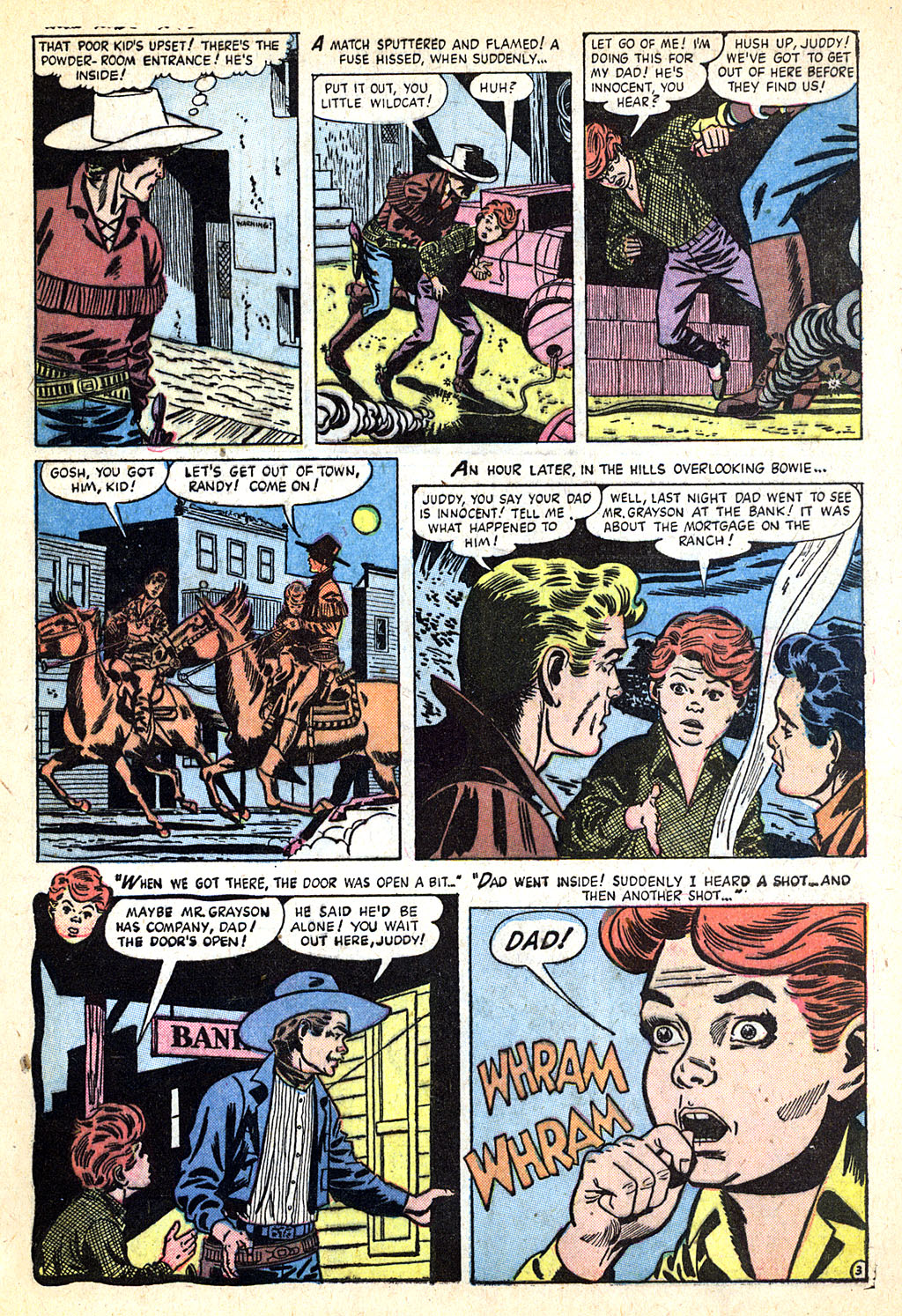 The Rawhide Kid (1955) issue 4 - Page 5