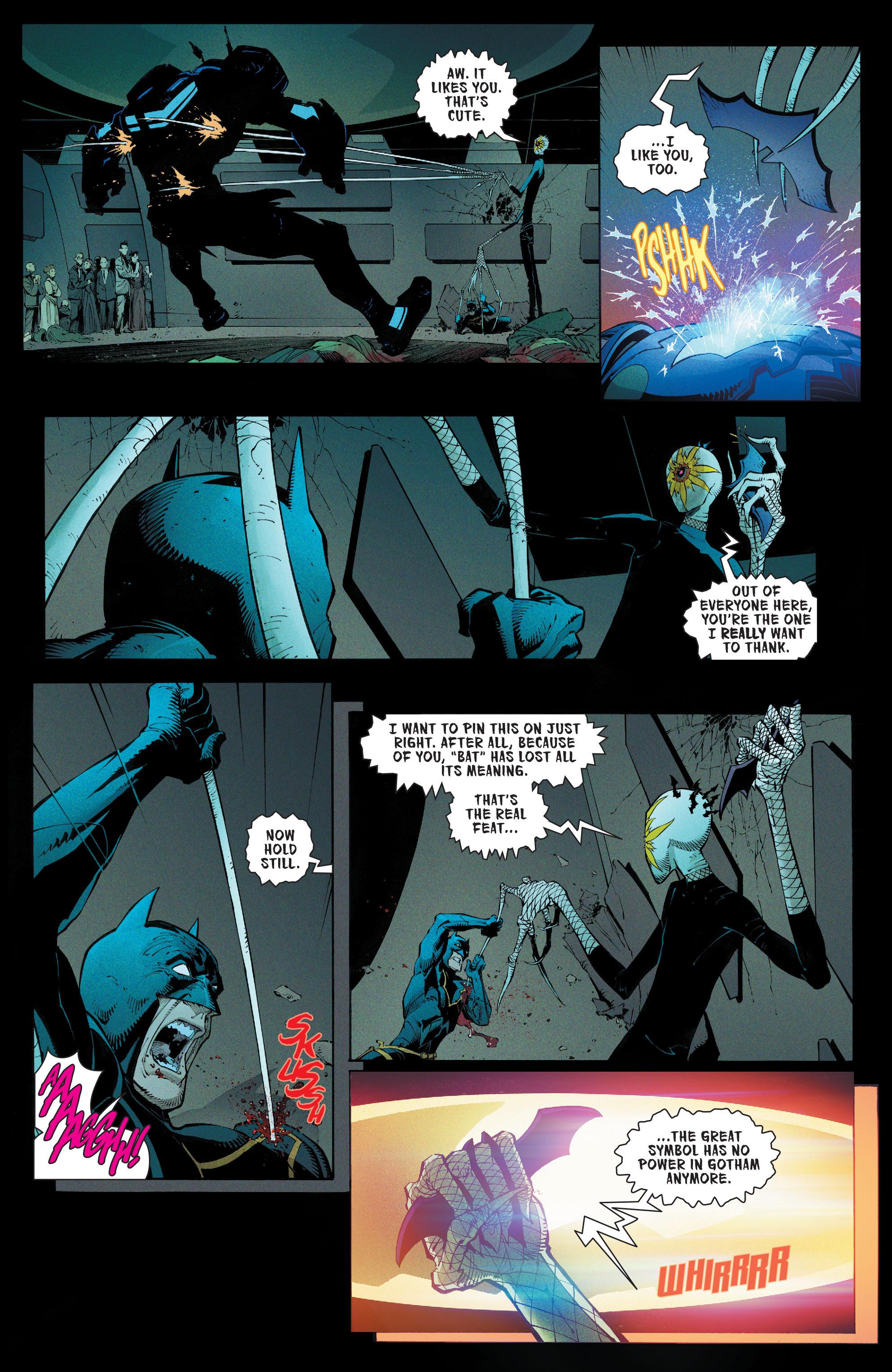 Read online Batman (2011) comic -  Issue # _TPB 9 - 10