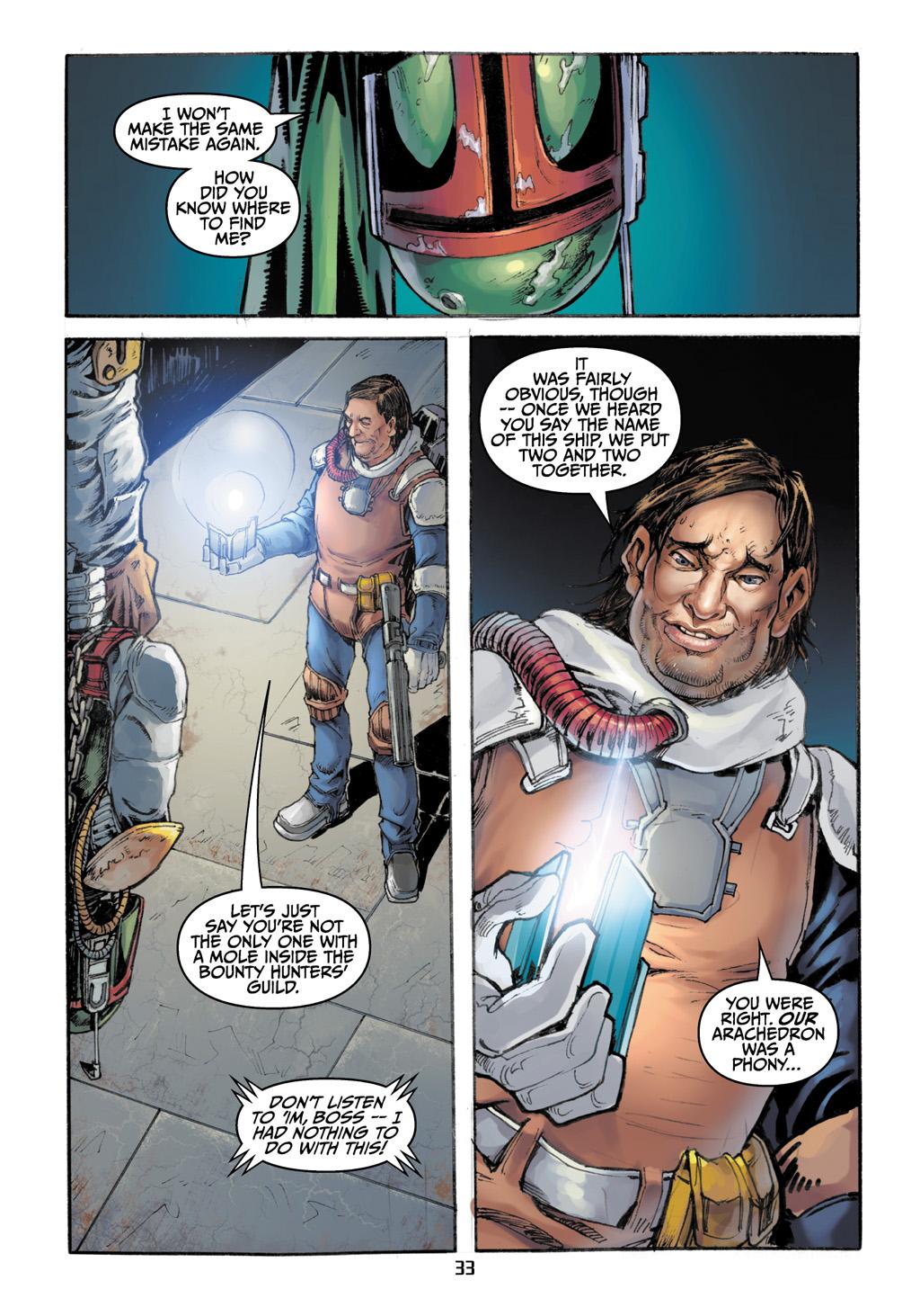 Read online Star Wars Omnibus comic -  Issue # Vol. 33 - 351