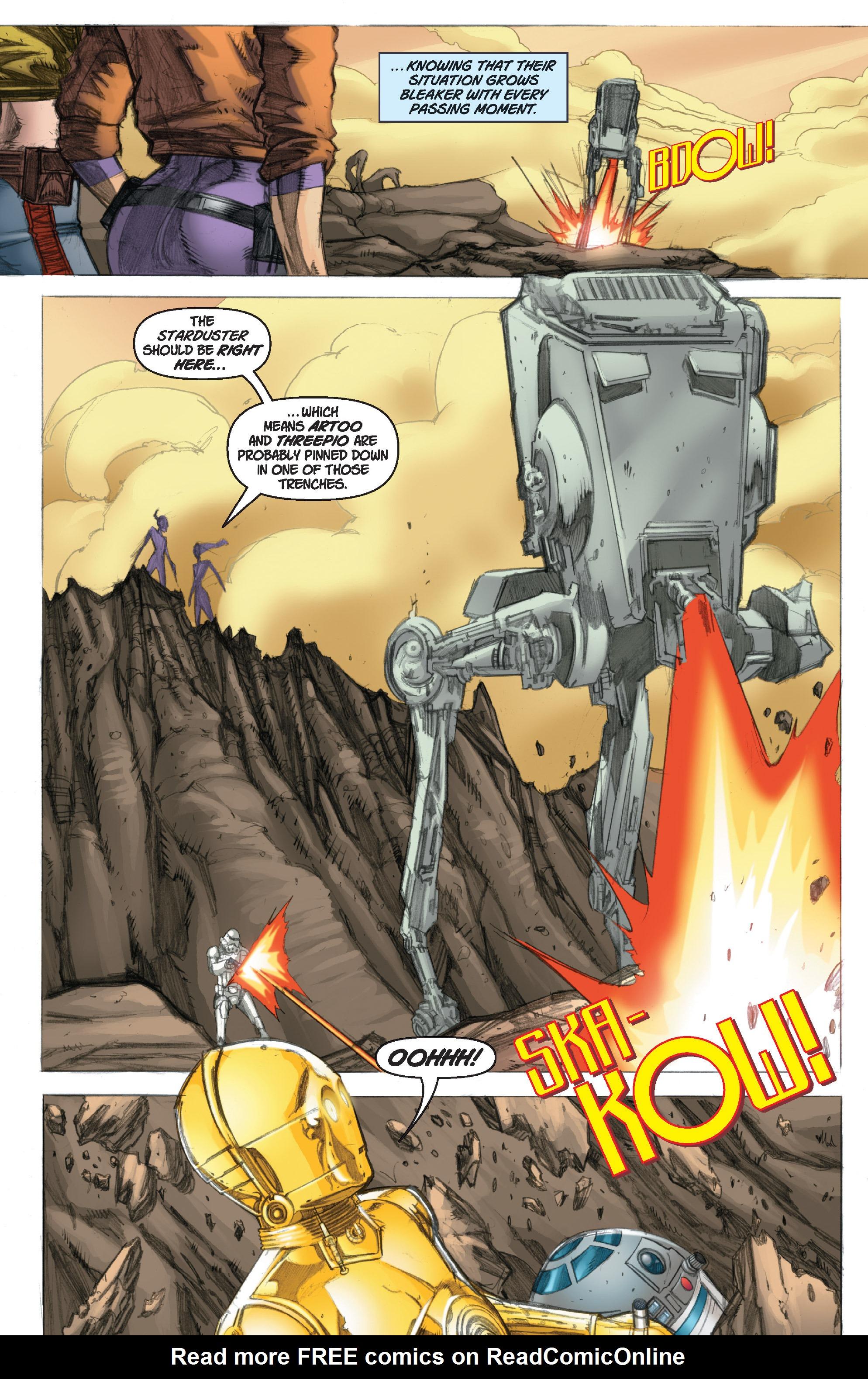 Read online Star Wars Omnibus comic -  Issue # Vol. 20 - 149