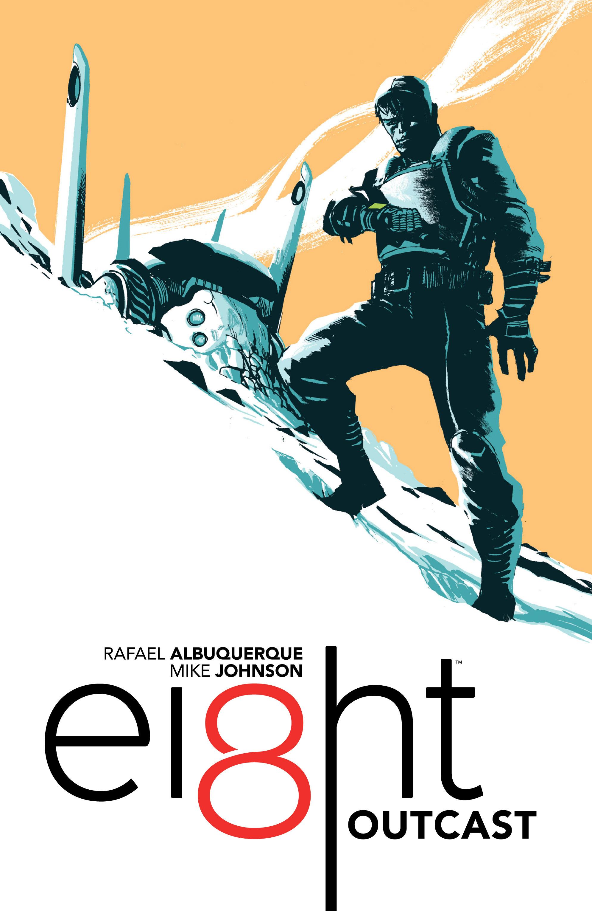 Read online Ei8ht comic -  Issue # TPB - 1