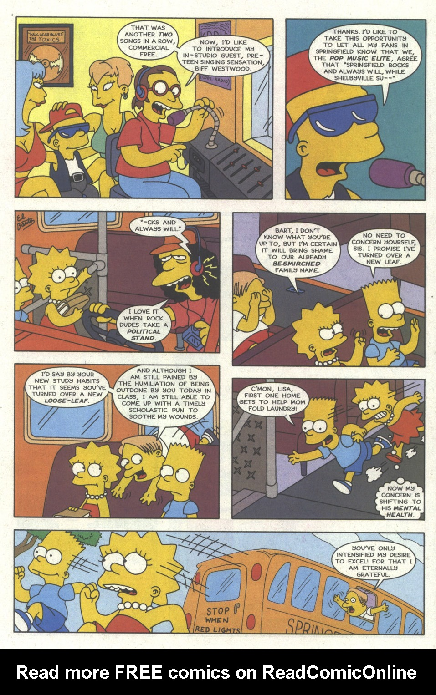 Read online Simpsons Comics comic -  Issue #20 - 16