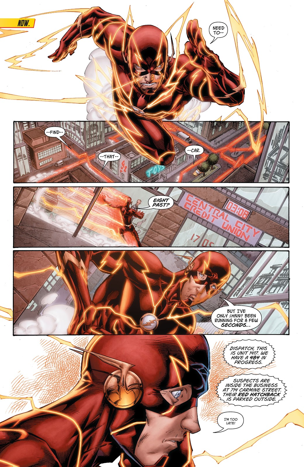 Read online The Flash (2011) comic -  Issue # _TPB 6 (Part 2) - 16