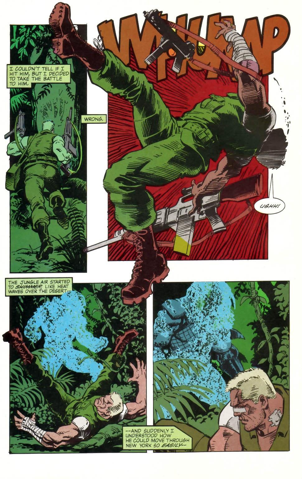 Predator (1989) issue 2 - Page 20