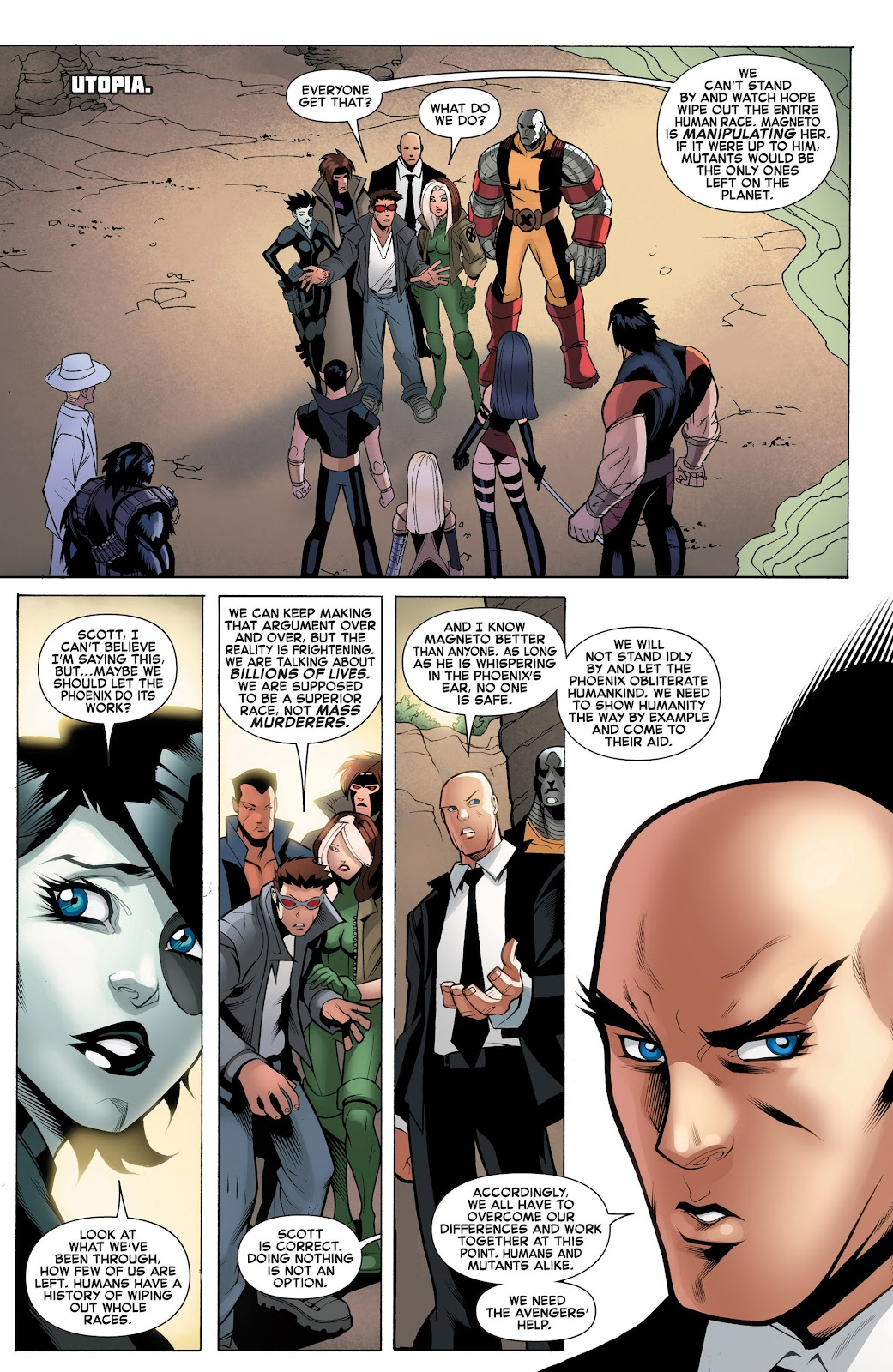 Read online What If? AvX comic -  Issue #3 - 7