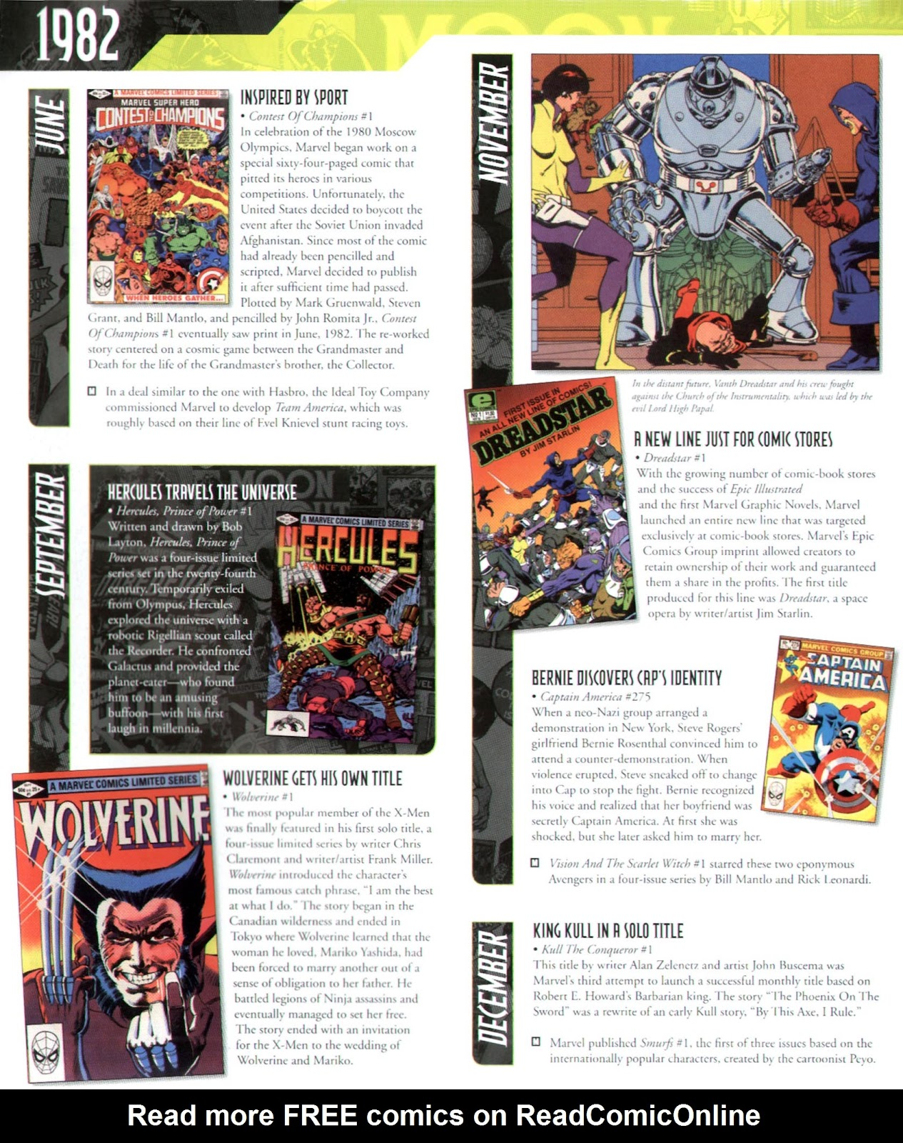 Read online Marvel Chronicle comic -  Issue # TPB (Part 3) - 7