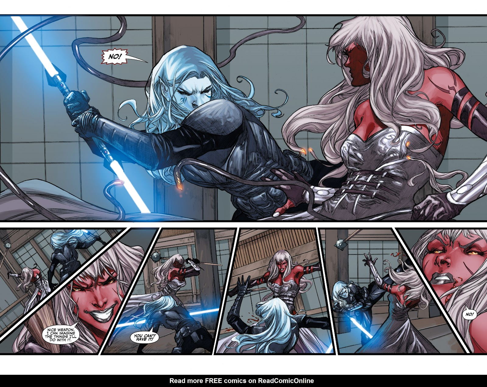Read online Star Wars Legends: The Old Republic - Epic Collection comic -  Issue # TPB 3 (Part 3) - 77