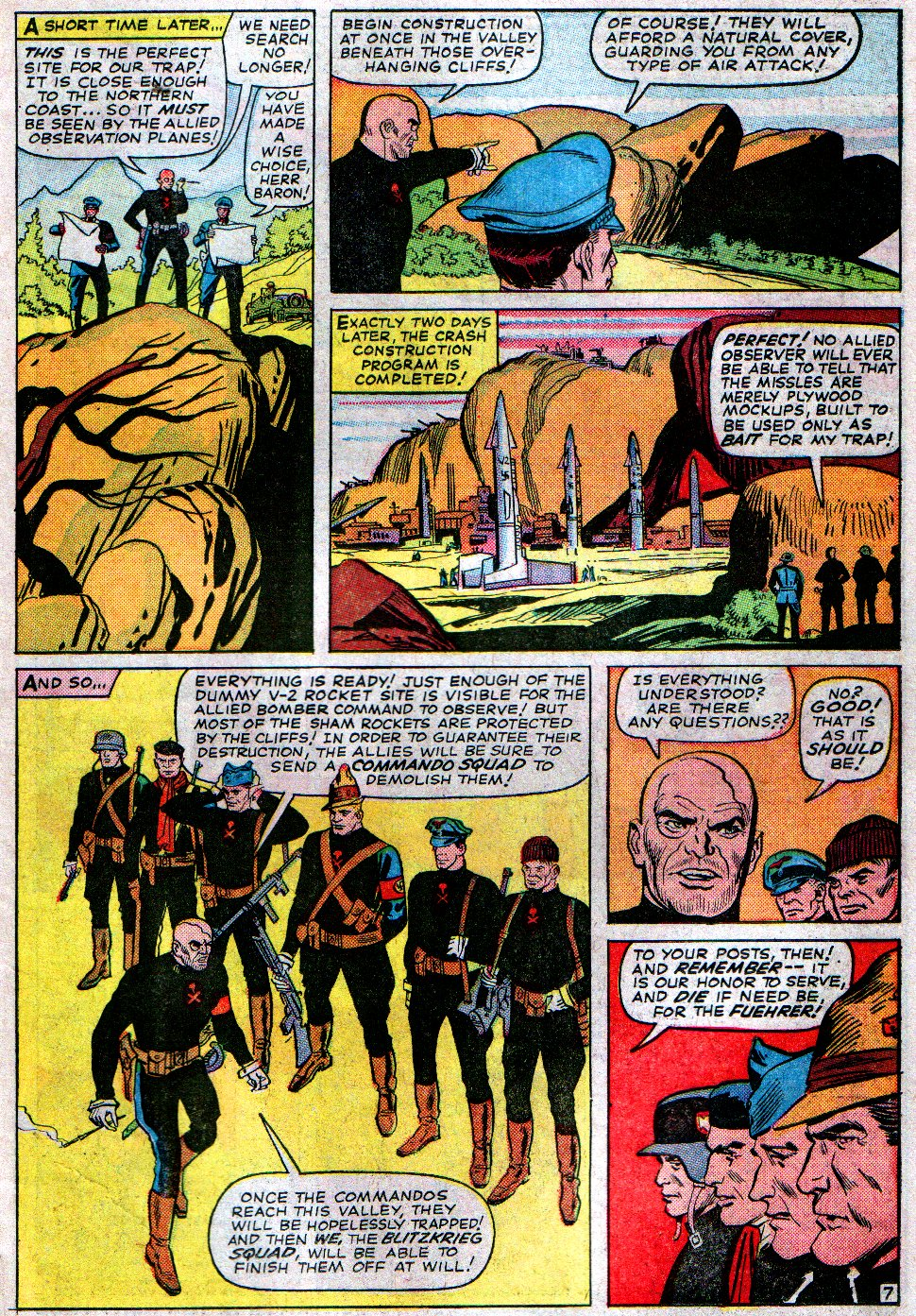 Read online Sgt. Fury comic -  Issue #14 - 11