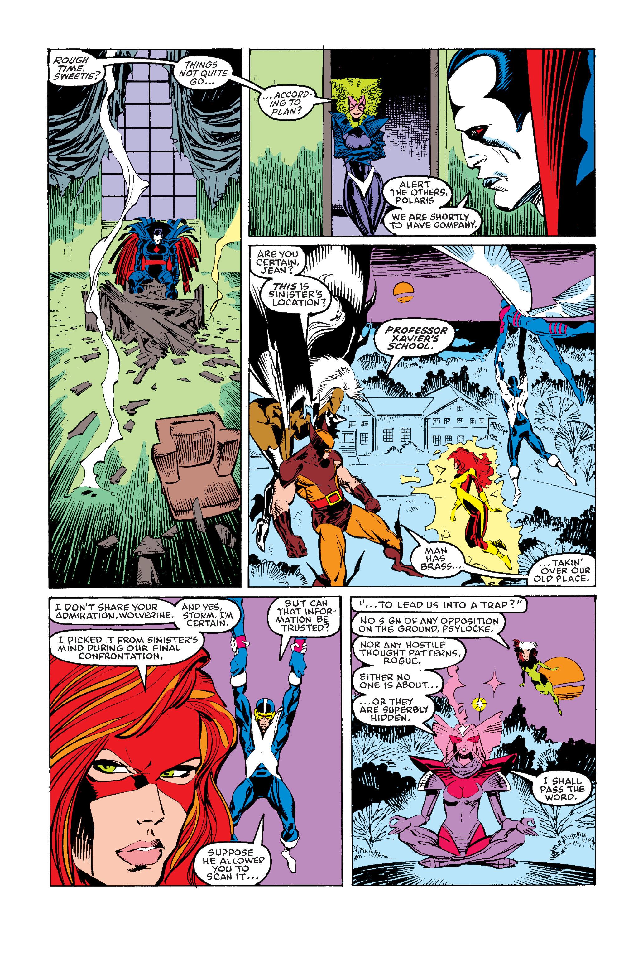 Read online Uncanny X-Men (1963) comic -  Issue #243 - 13
