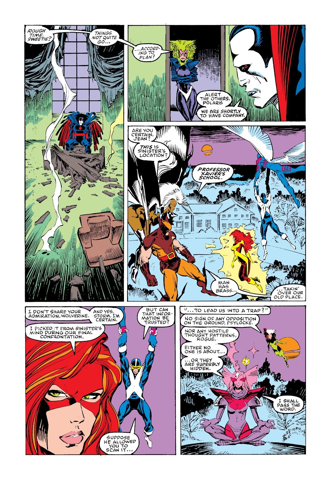 Uncanny X-Men (1963) issue 243 - Page 13