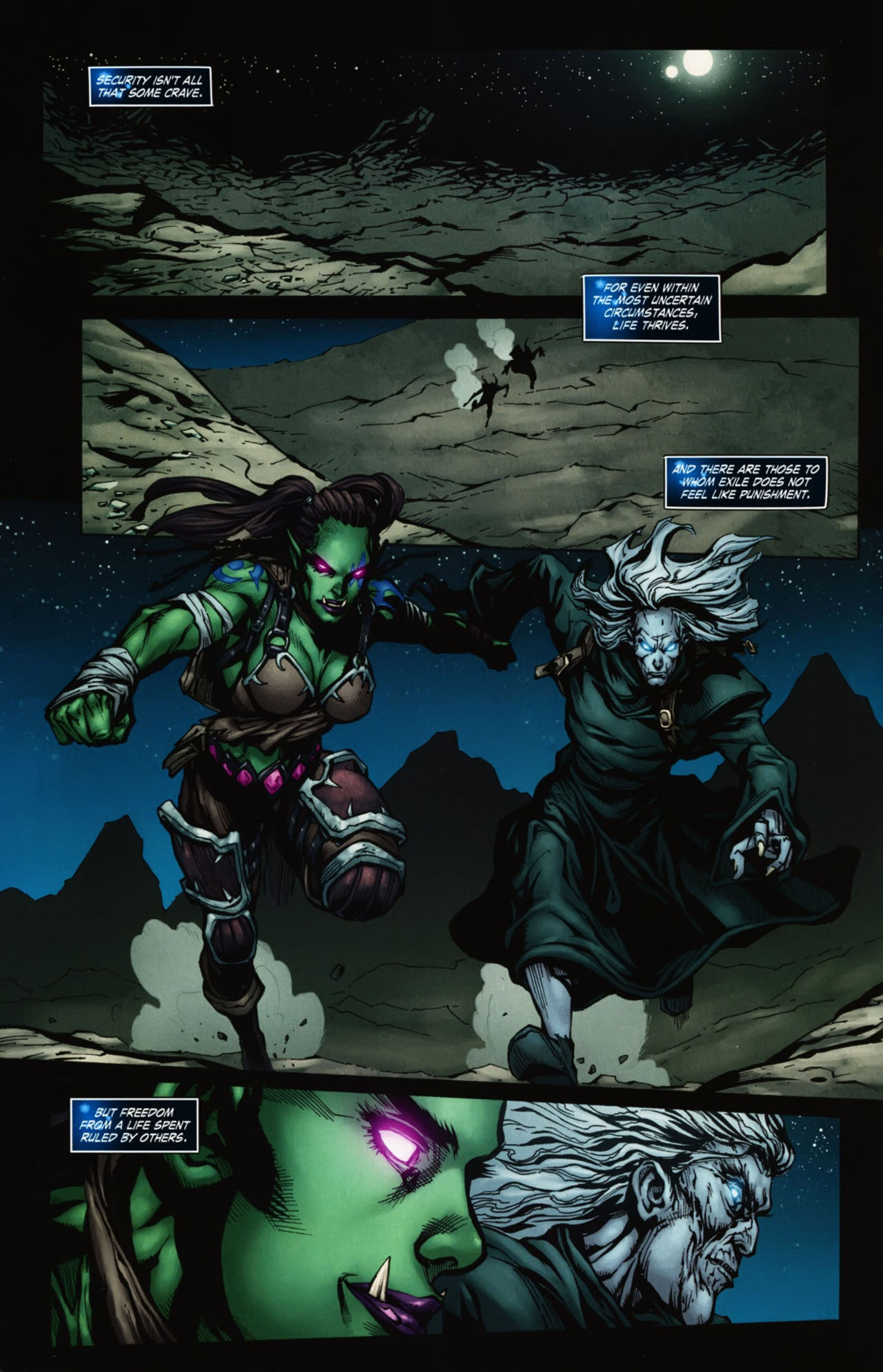 Read online World of Warcraft Special comic -  Issue # Full - 9