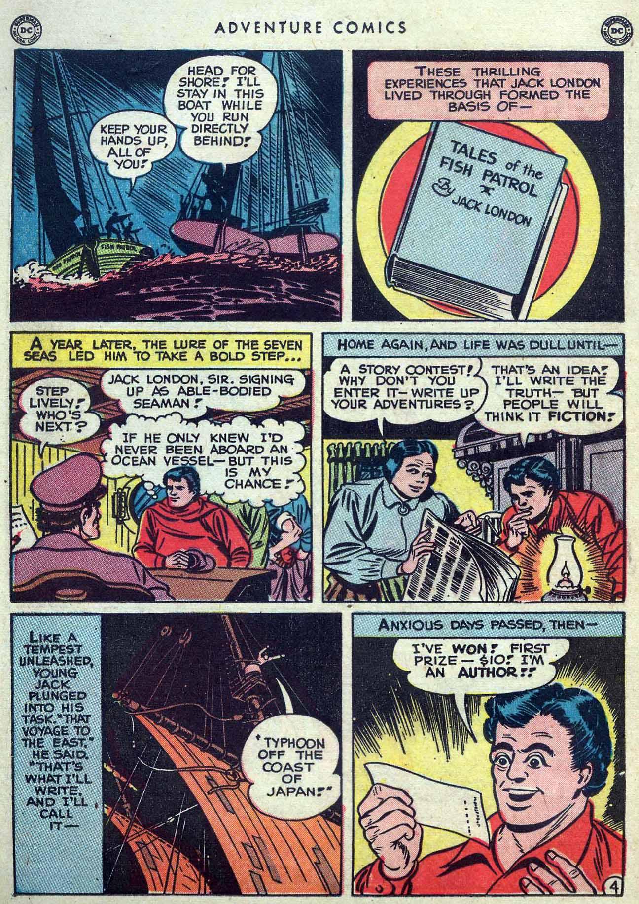 Read online Adventure Comics (1938) comic -  Issue #149 - 26