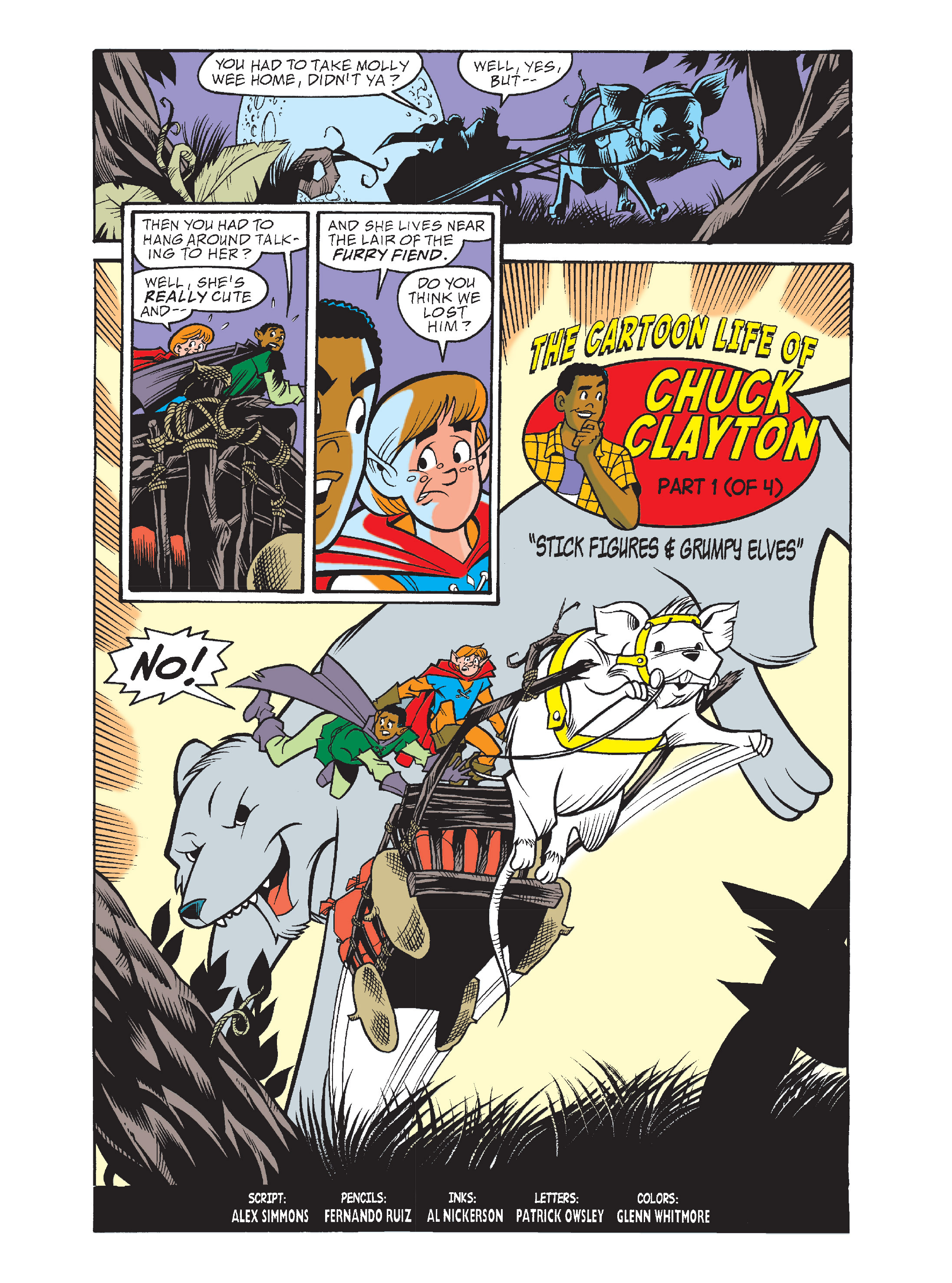 Read online Archie's Funhouse Double Digest comic -  Issue #8 - 36