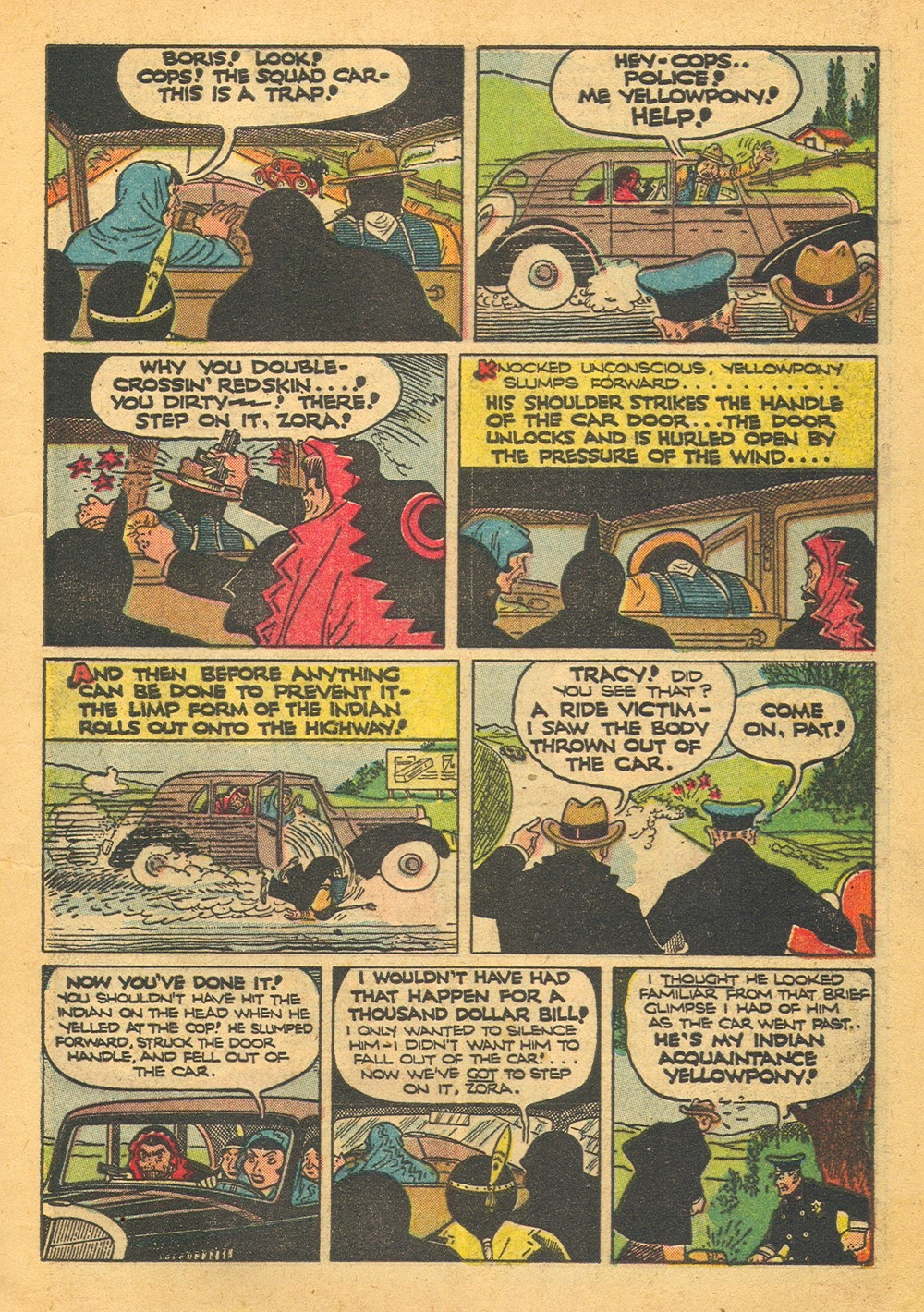 Dick Tracy Monthly issue 10 - Page 5