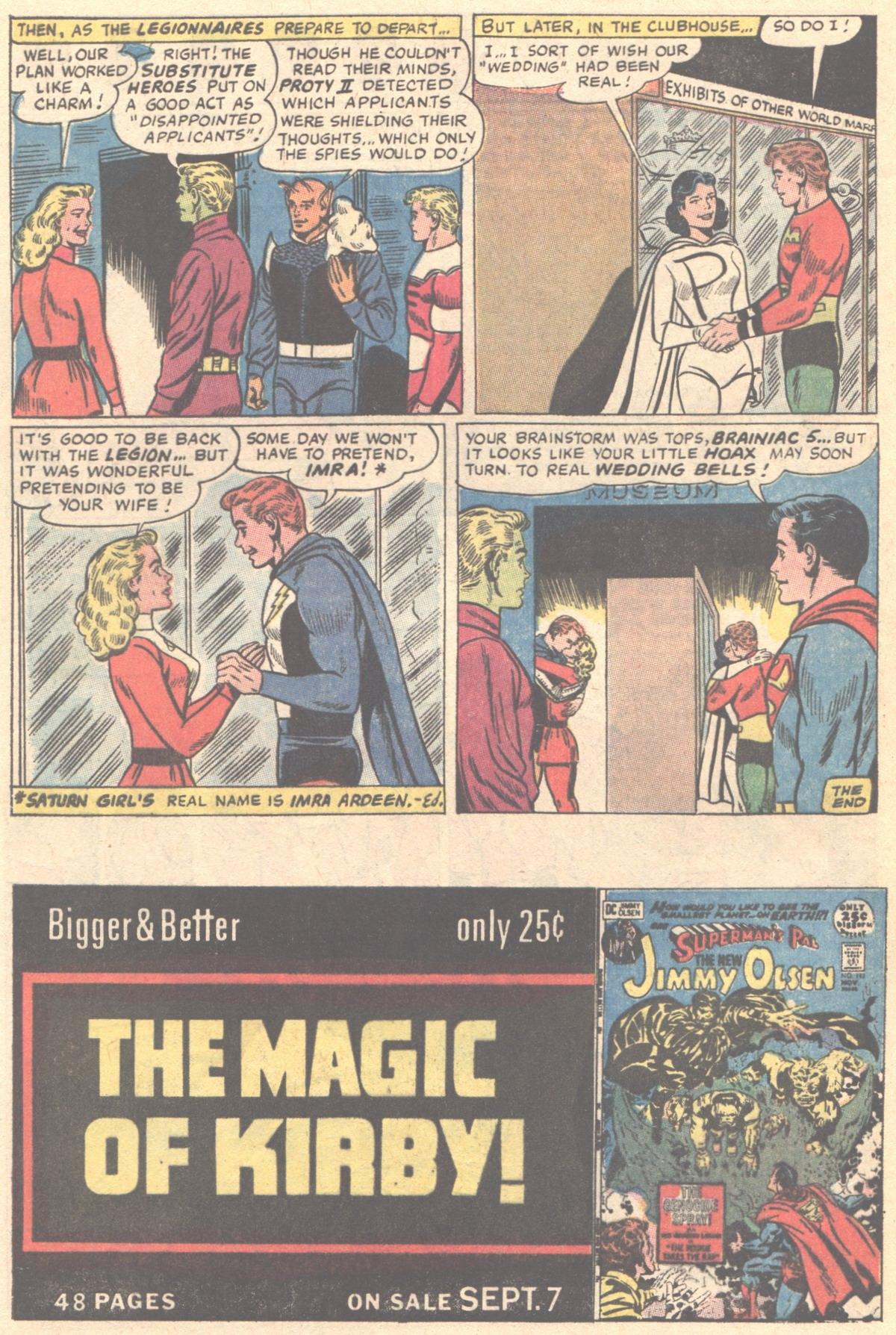 Read online Adventure Comics (1938) comic -  Issue #411 - 40
