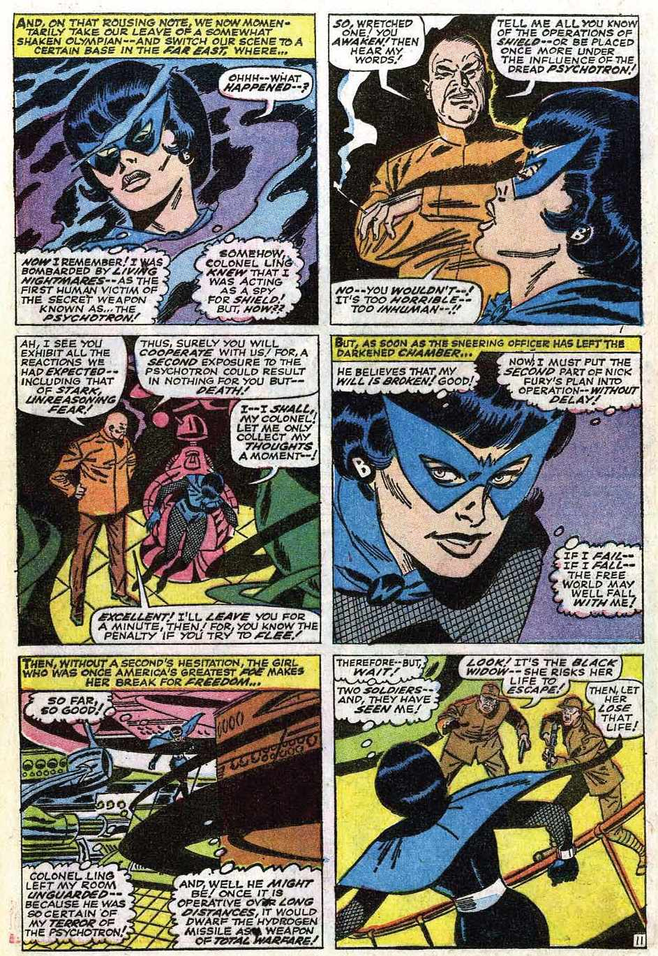 The Avengers (1963) 42 Page 15