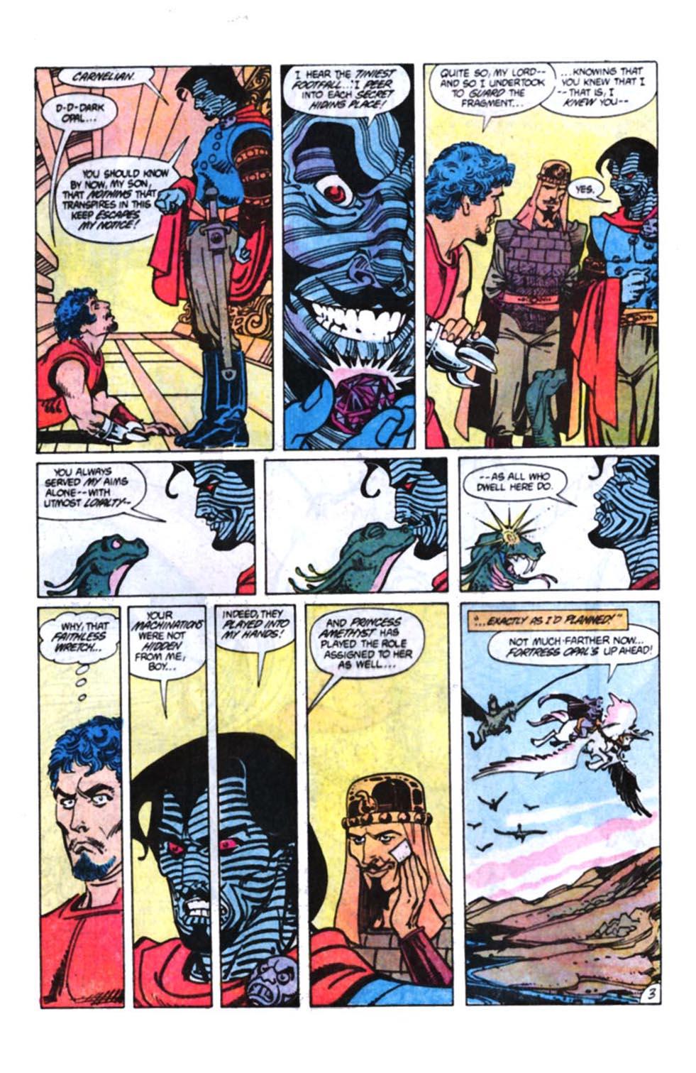 Read online Amethyst, Princess of Gemworld comic -  Issue #11 - 4