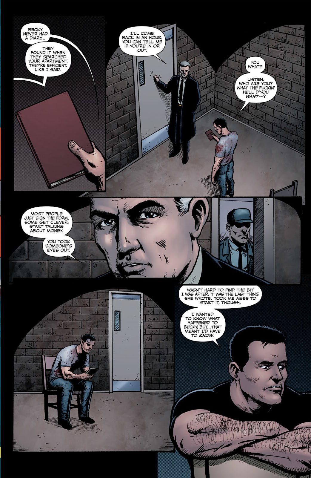 Read online The Boys: Butcher, Baker, Candlestickmaker comic -  Issue #5 - 9