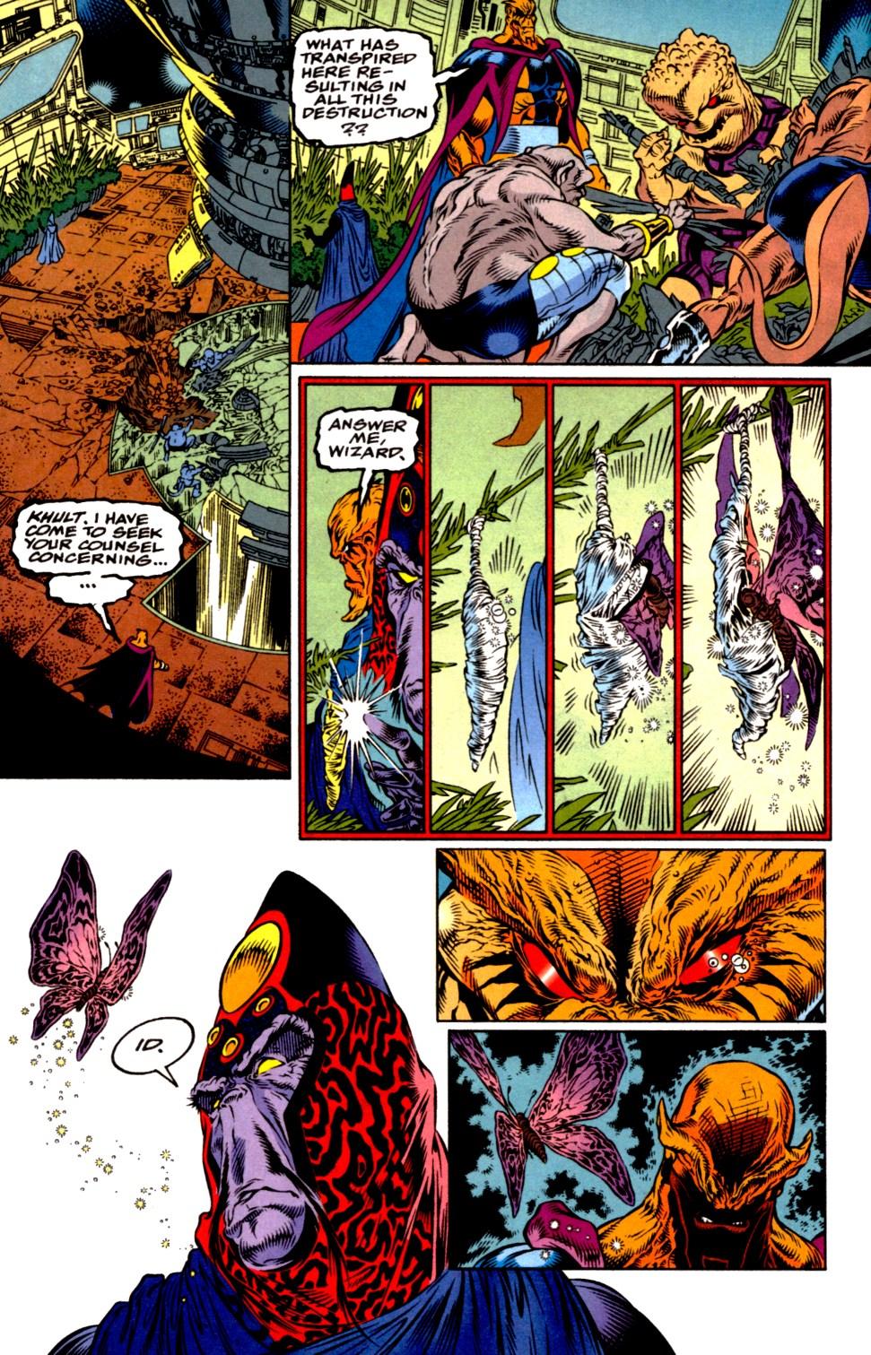 Read online Blackwulf comic -  Issue #2 - 8