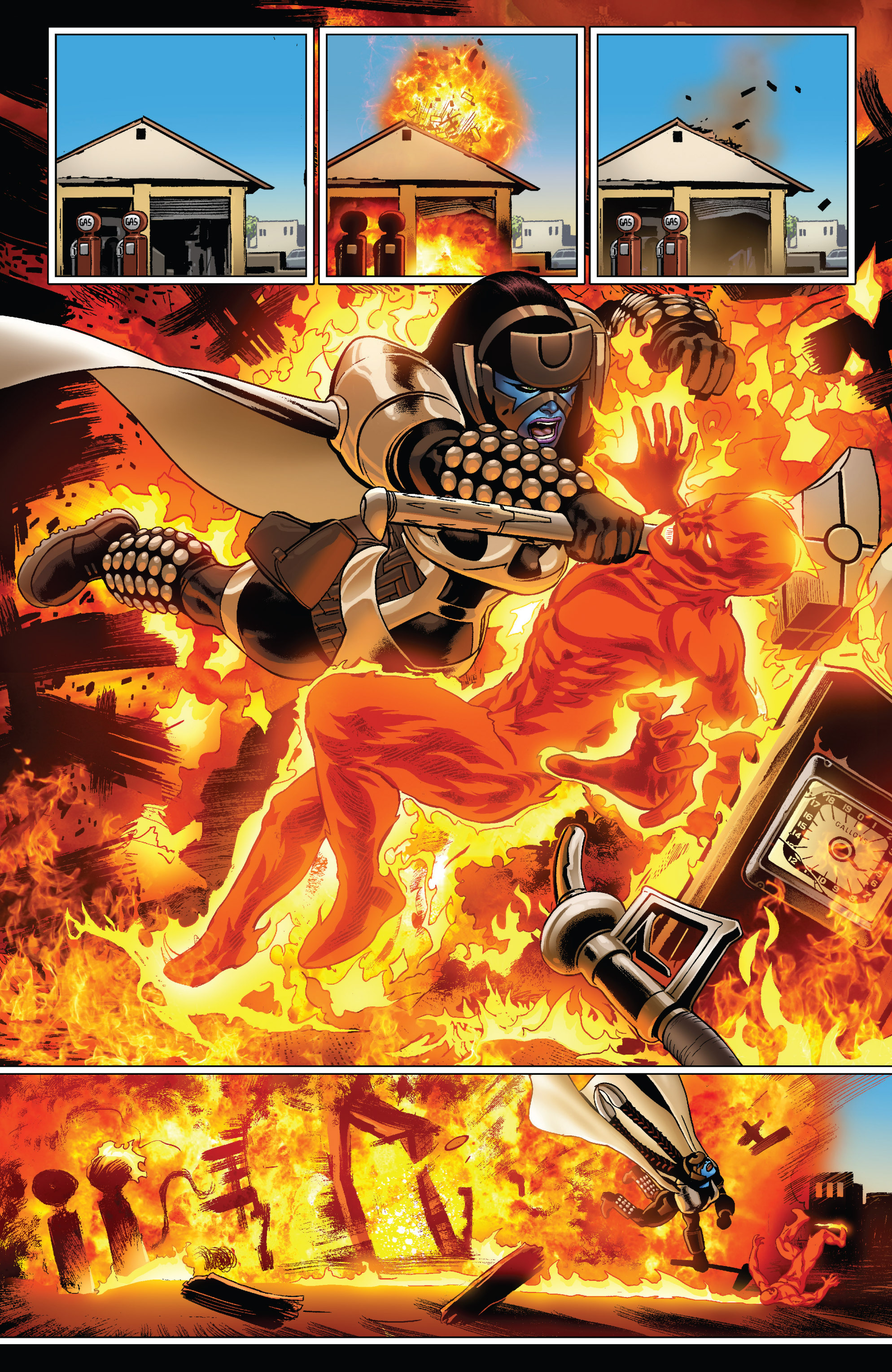 Read online Avengers (2013) comic -  Issue #27 - 35