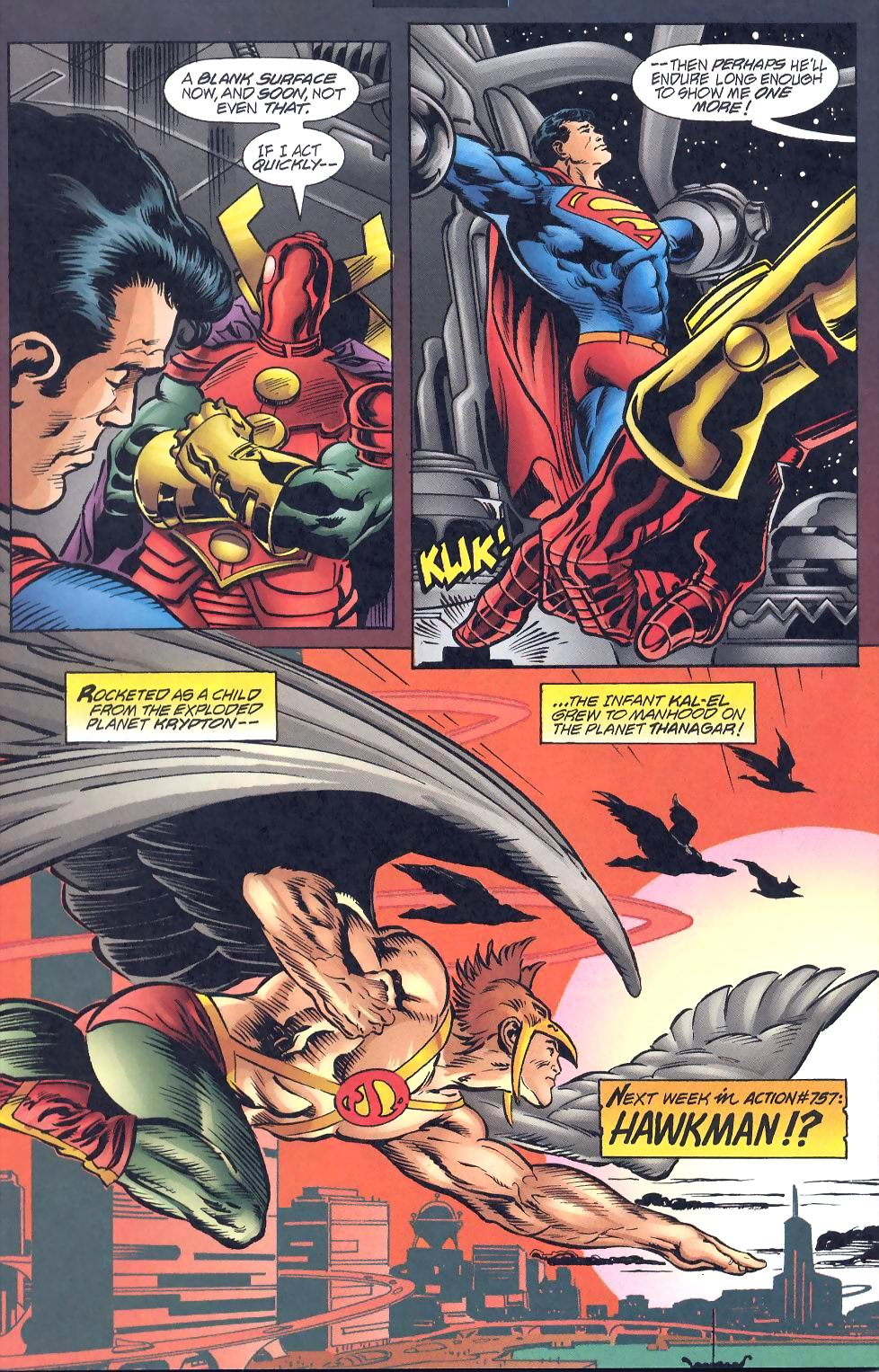 Read online Adventures of Superman (1987) comic -  Issue #570 - 24