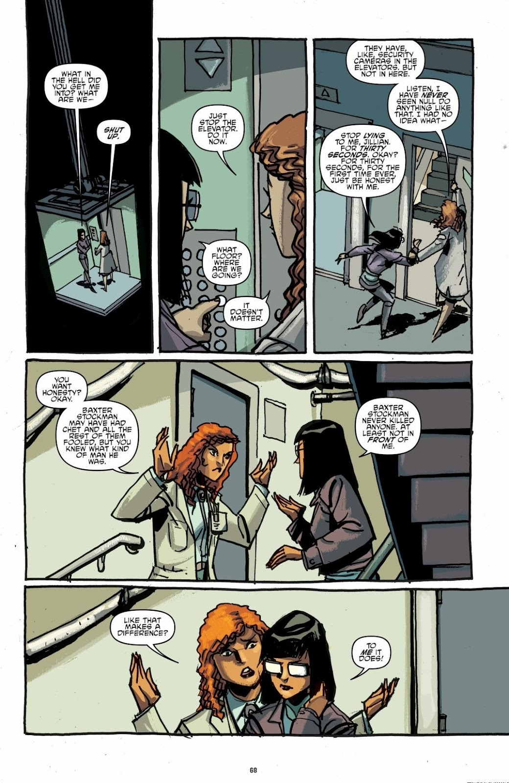 Read online Teenage Mutant Ninja Turtles: The IDW Collection comic -  Issue # TPB 6 (Part 1) - 67